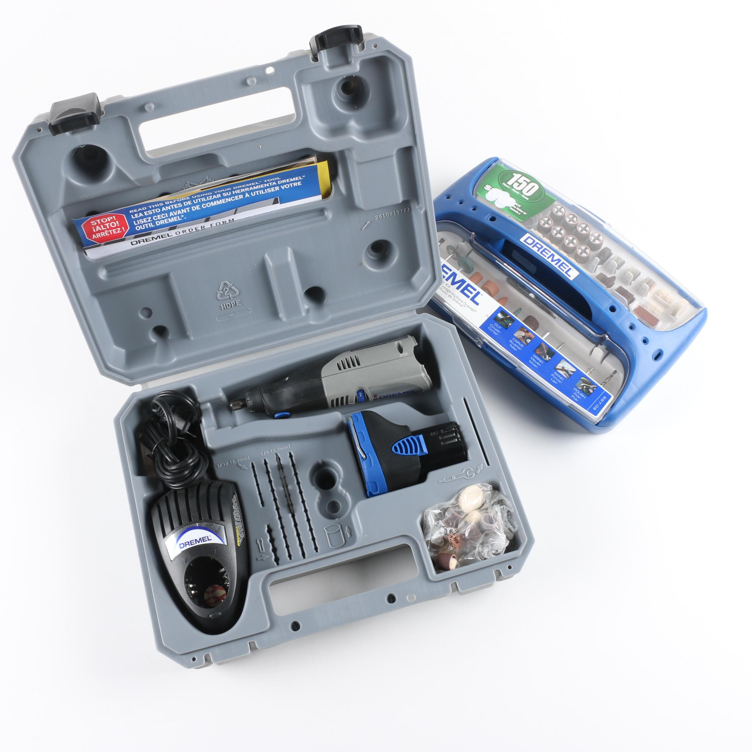 Dremel Rotary Tool and Attachments
