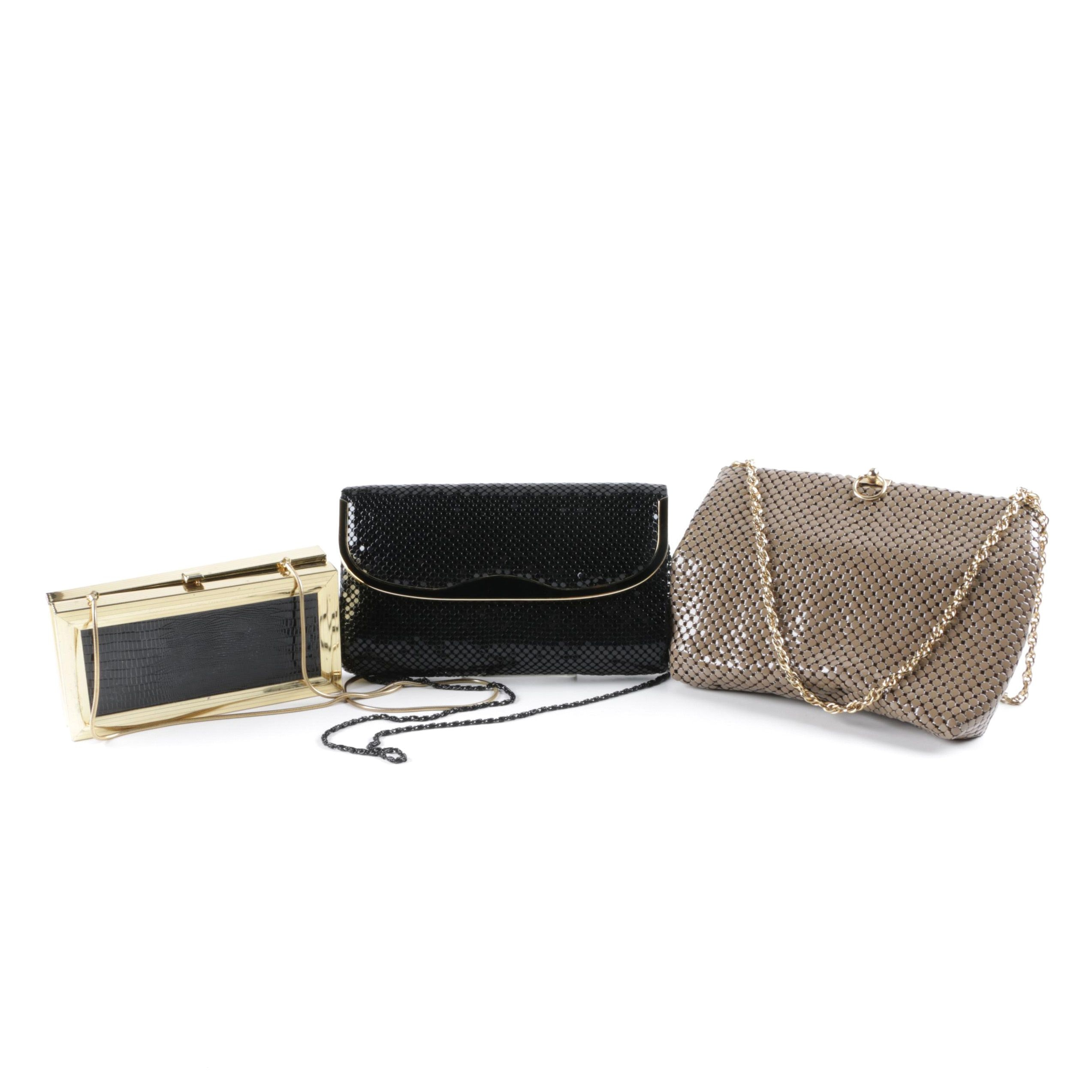 Evening Bags Including Whiting & Davis