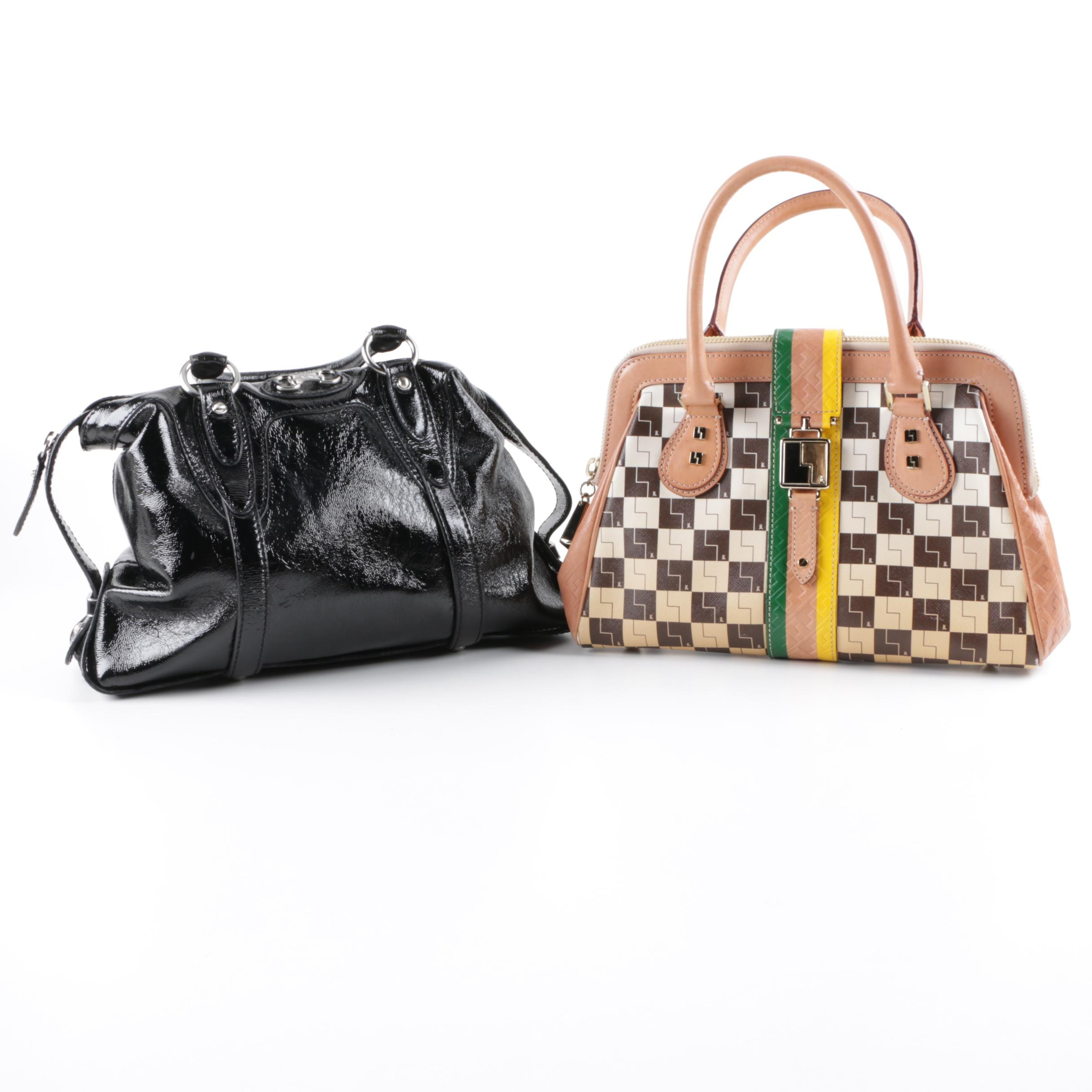 L.A.M.B. and MICHAEL Michael Kors Handbags