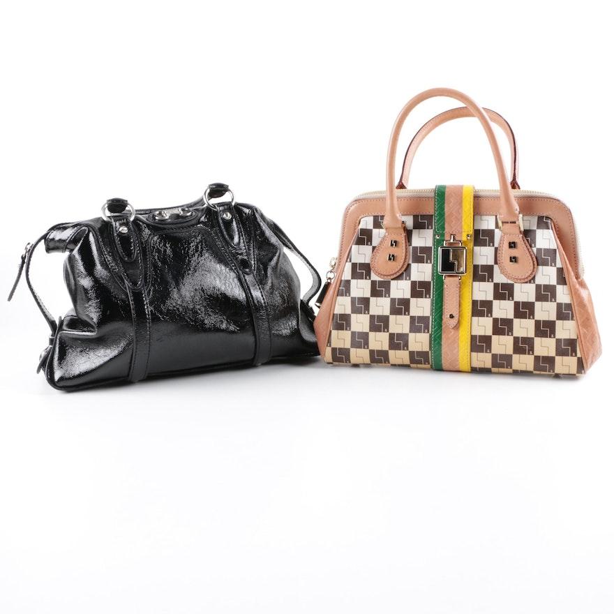 8380f9188eb2e0 L.A.M.B. and MICHAEL Michael Kors Handbags : EBTH