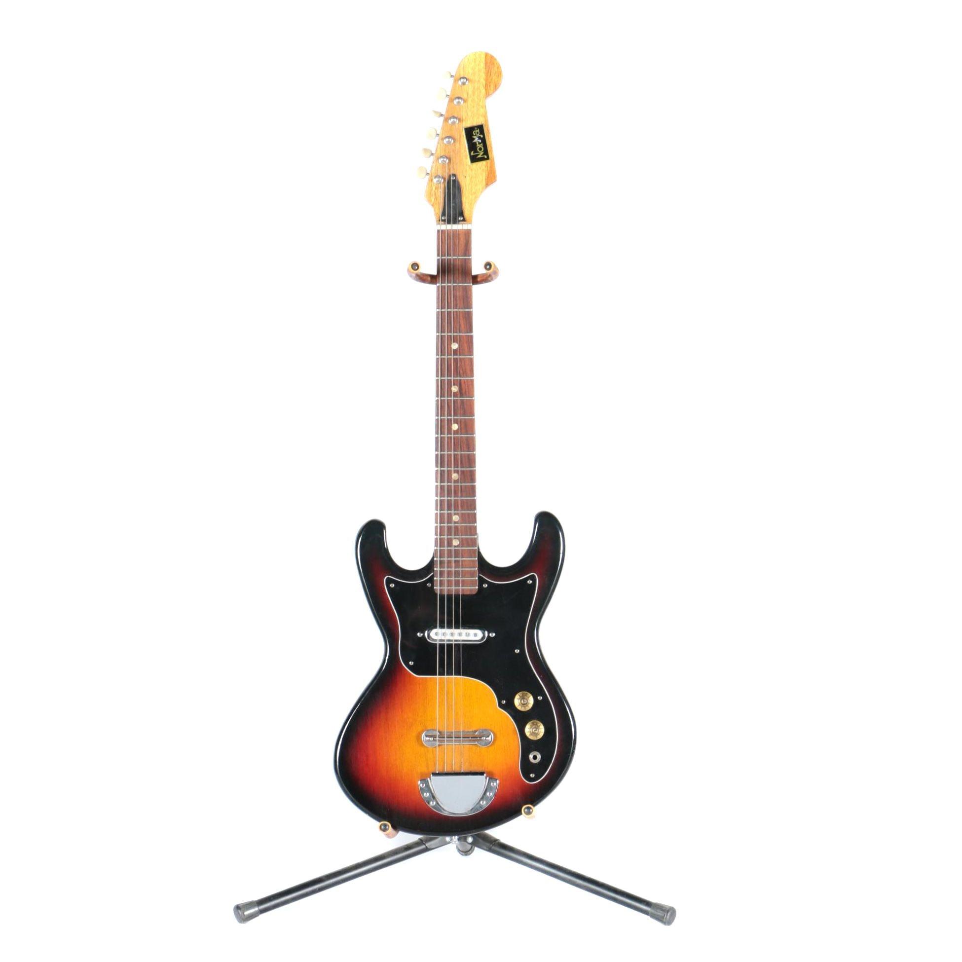 Vintage Norma Electric Guitar