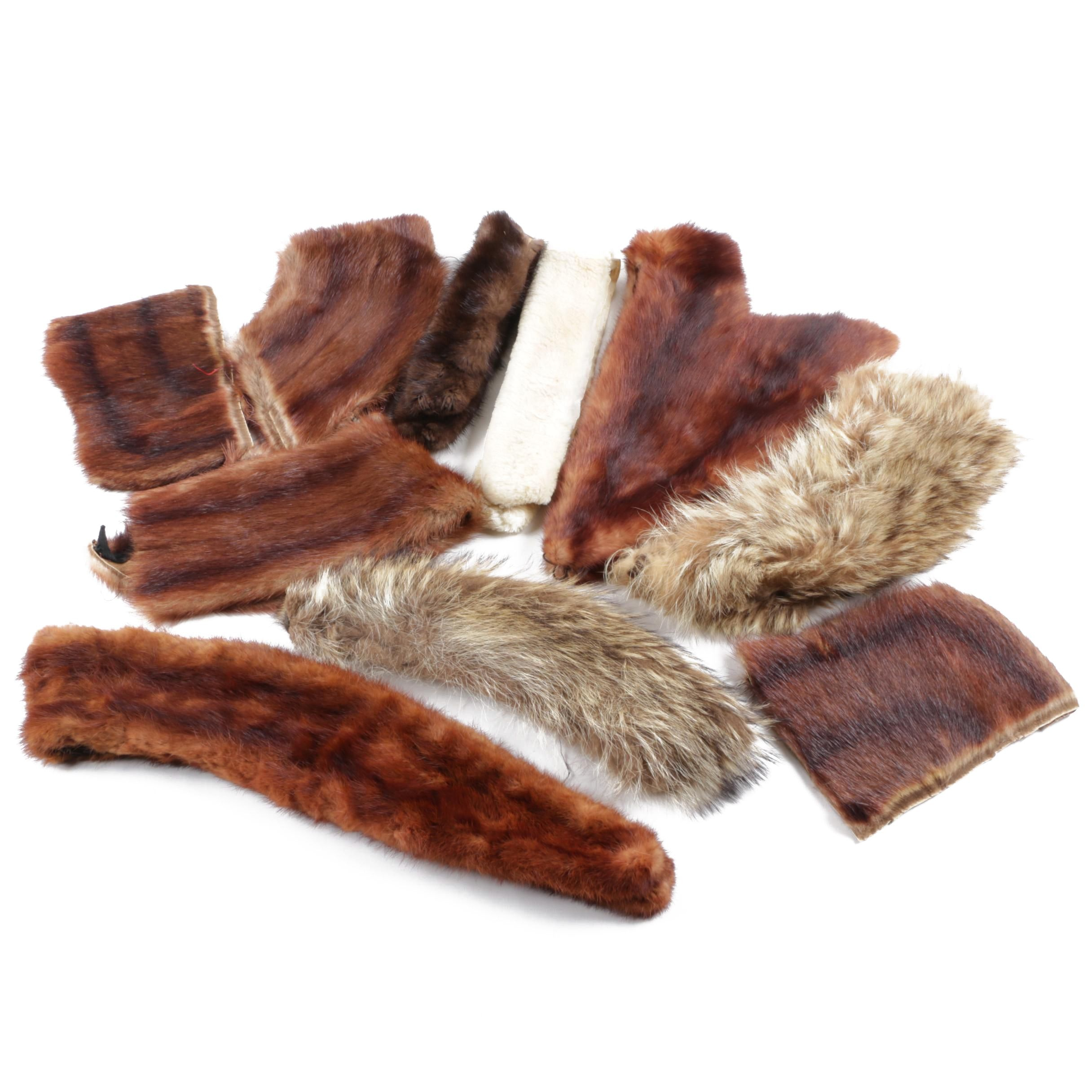 Fur Collars and Remnants
