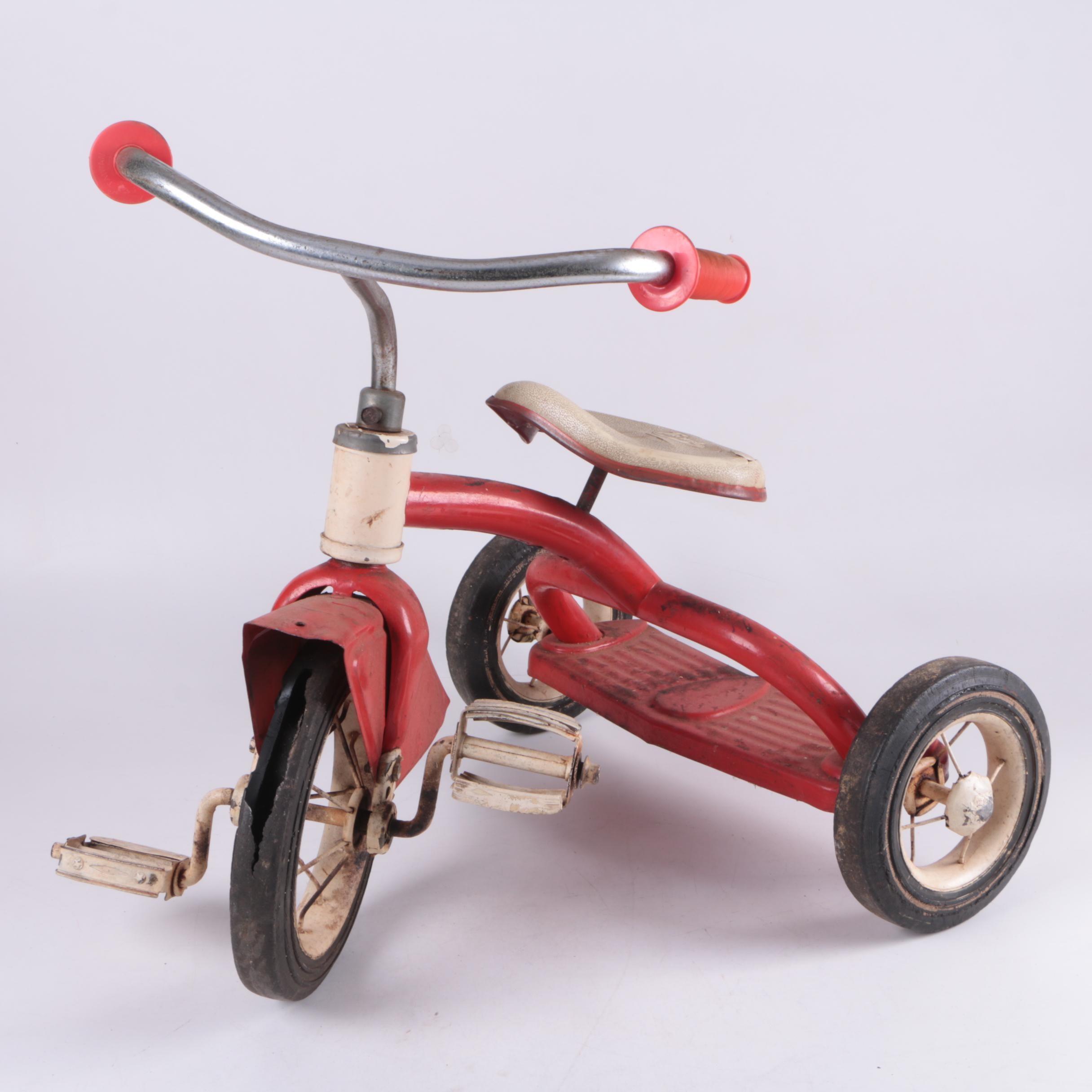 Vintage Troxel Tricycle