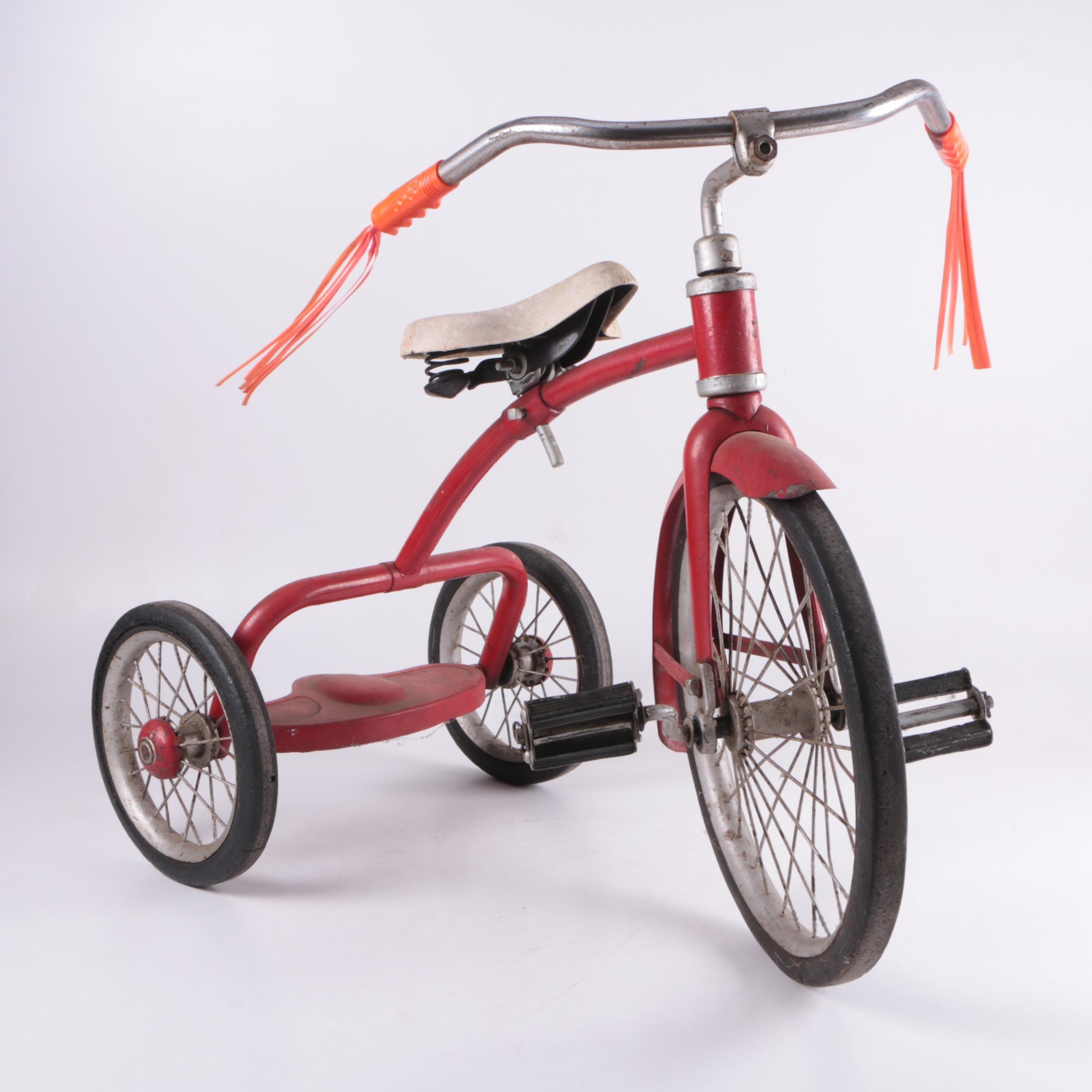 Vintage Children's Tricycle