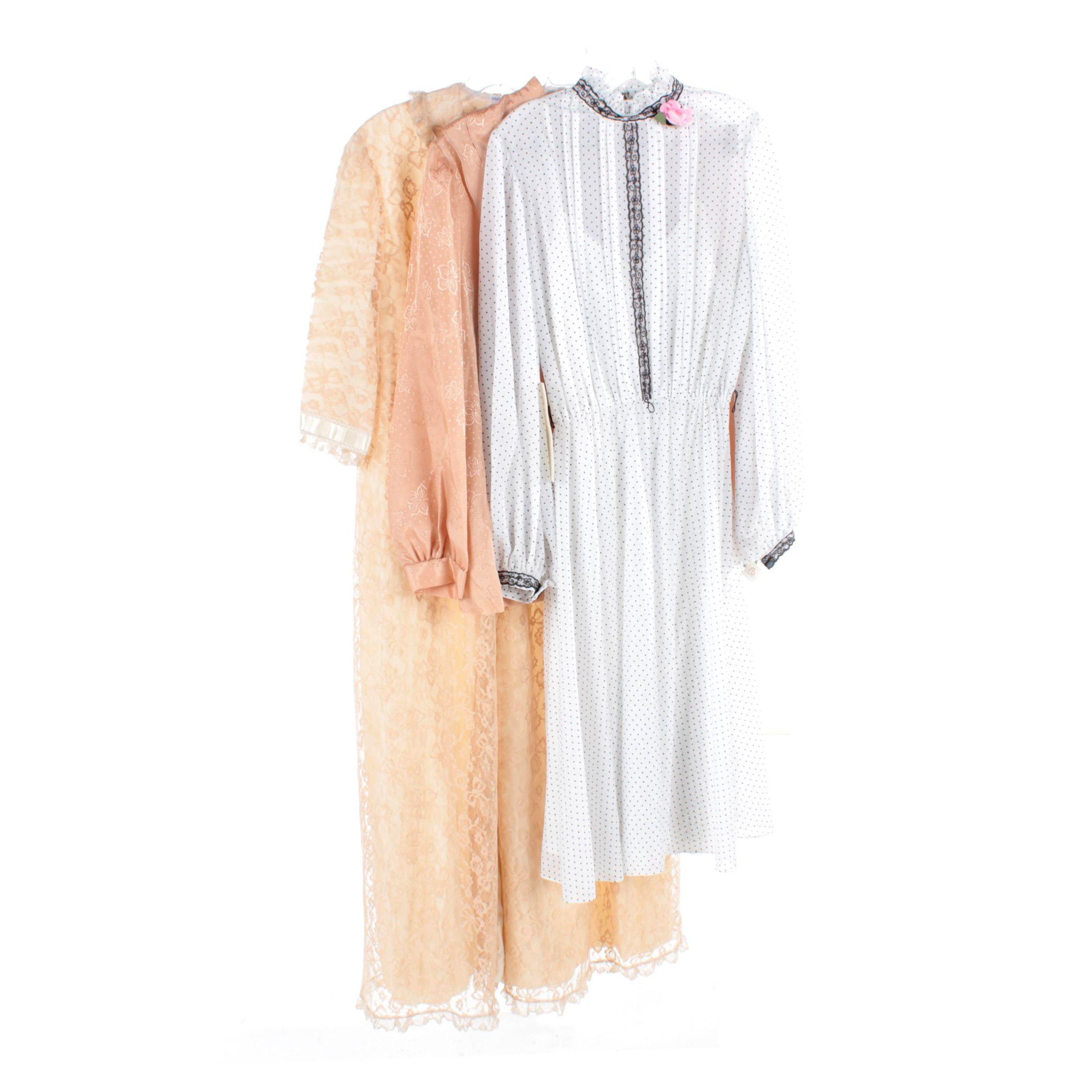 Women's Vintage Clothing Including Argent Fille Ltd.