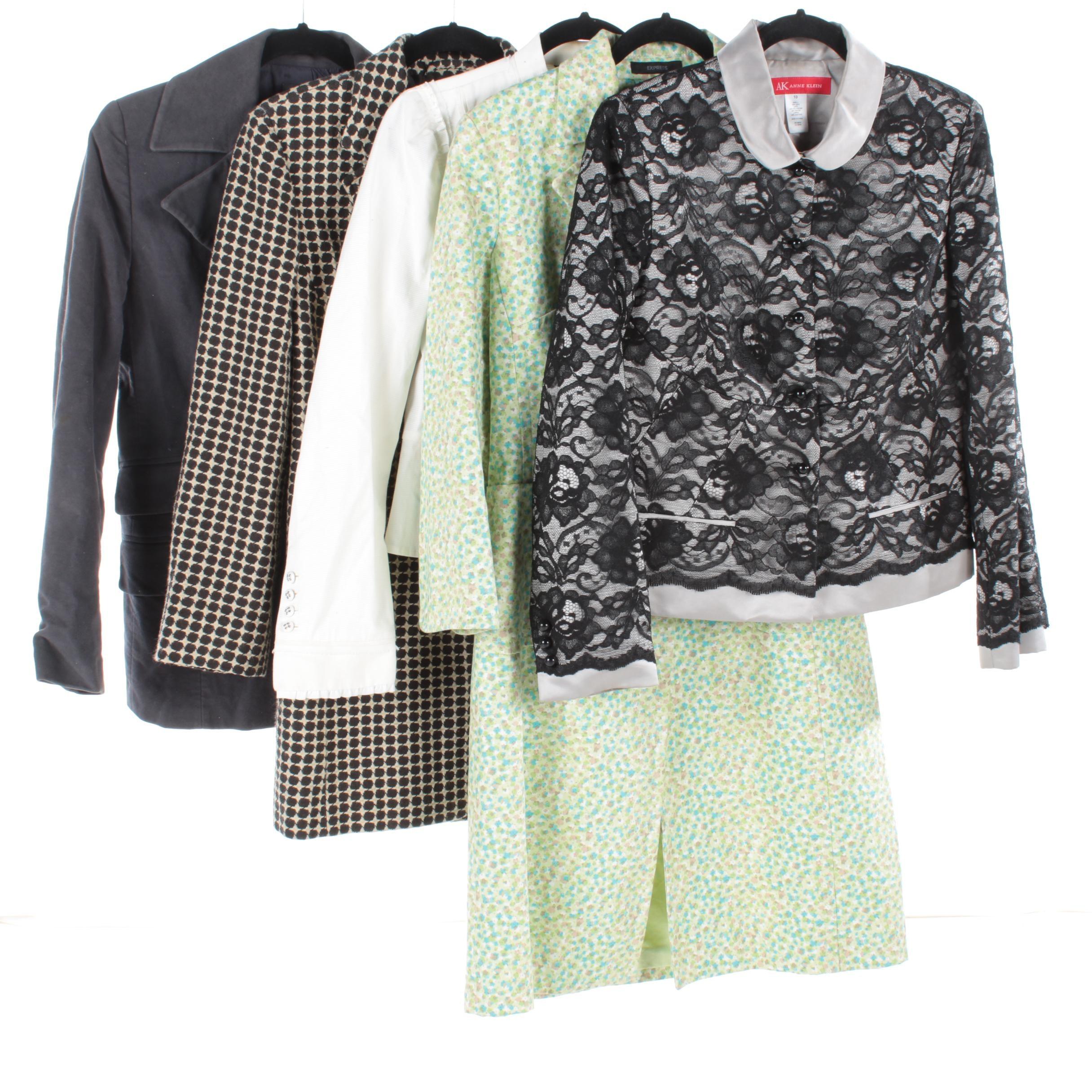 Women's Outerwear, Including Anne Klein
