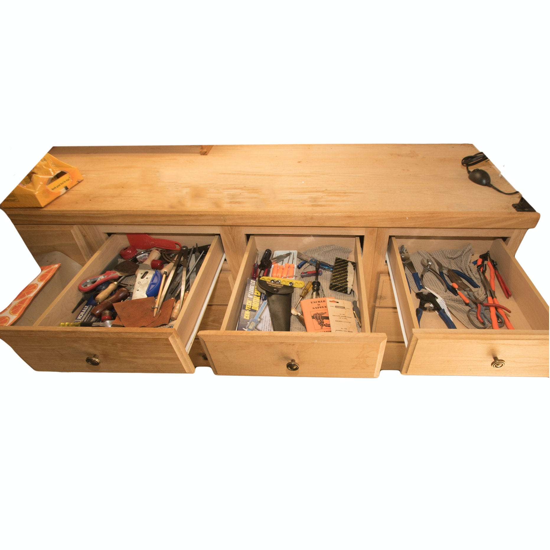 Generous Assortment of Tools