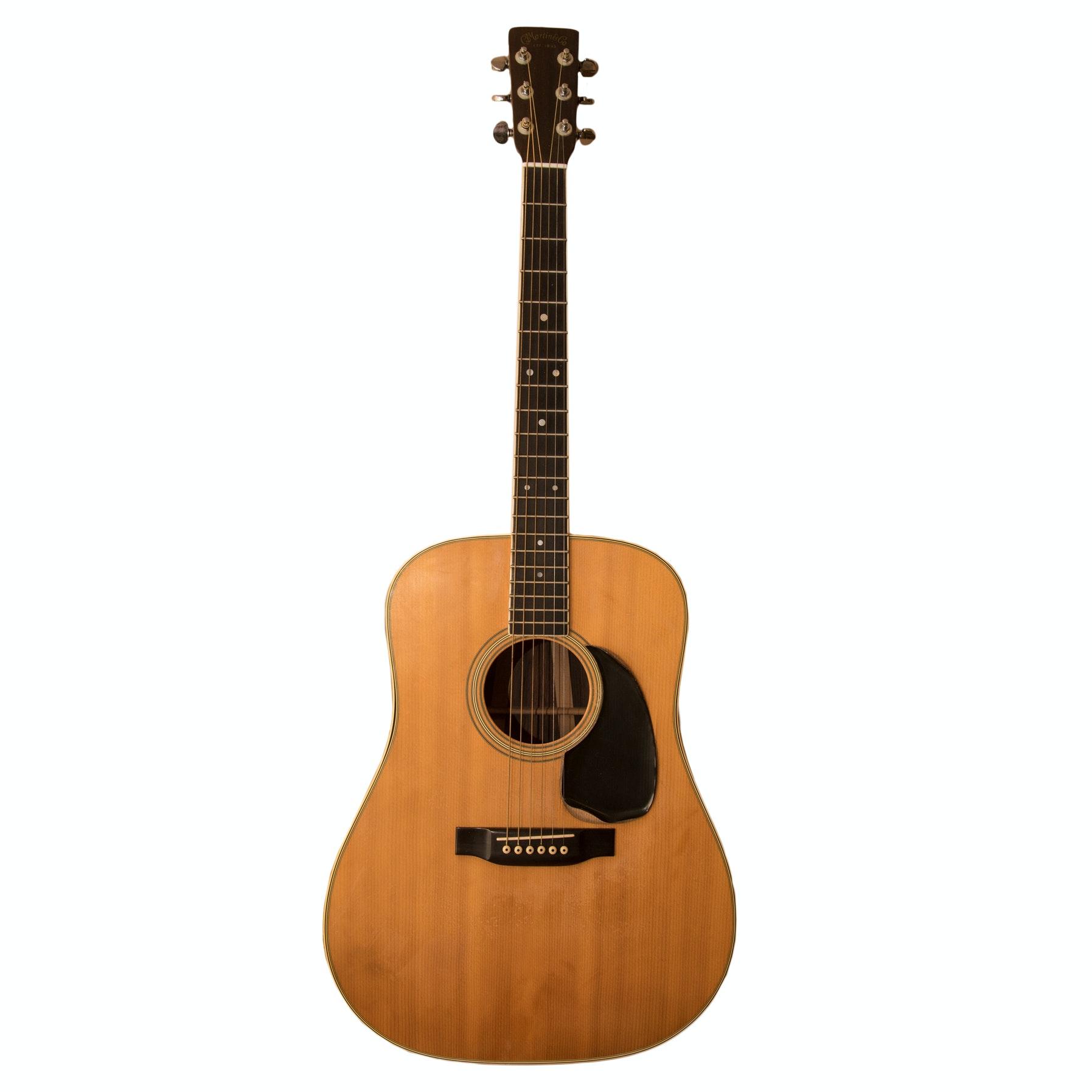1973 C.F. Martin D-35 Dreadnought Acoustic Guitar