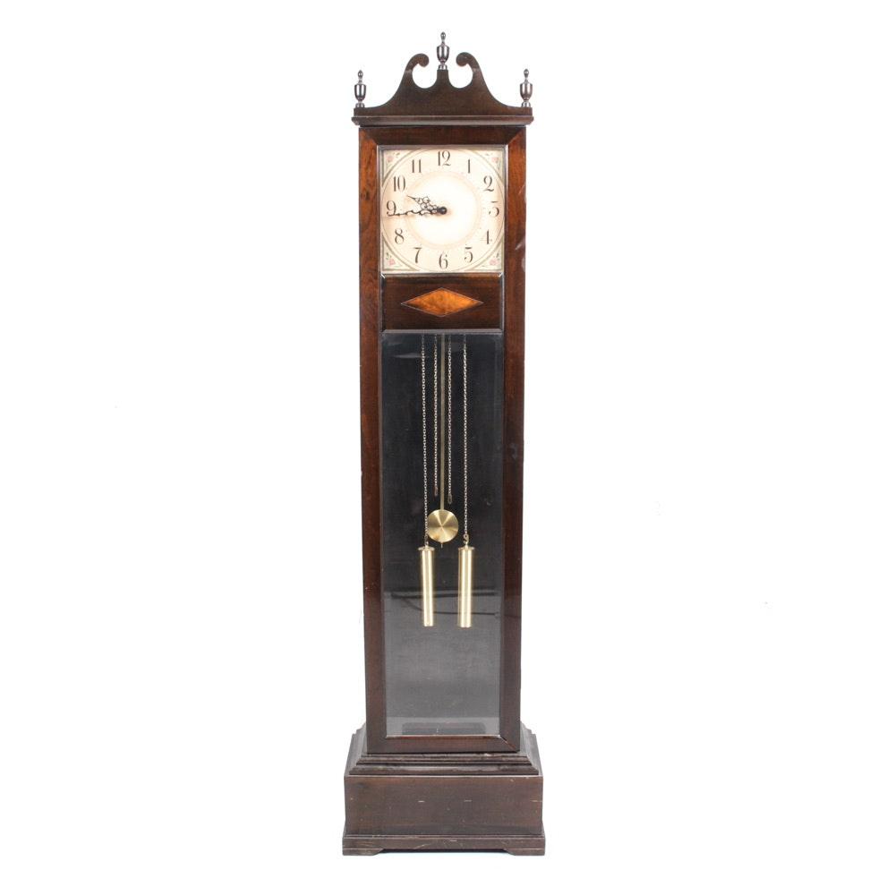 Vintage Gilbert Grandmother Clock
