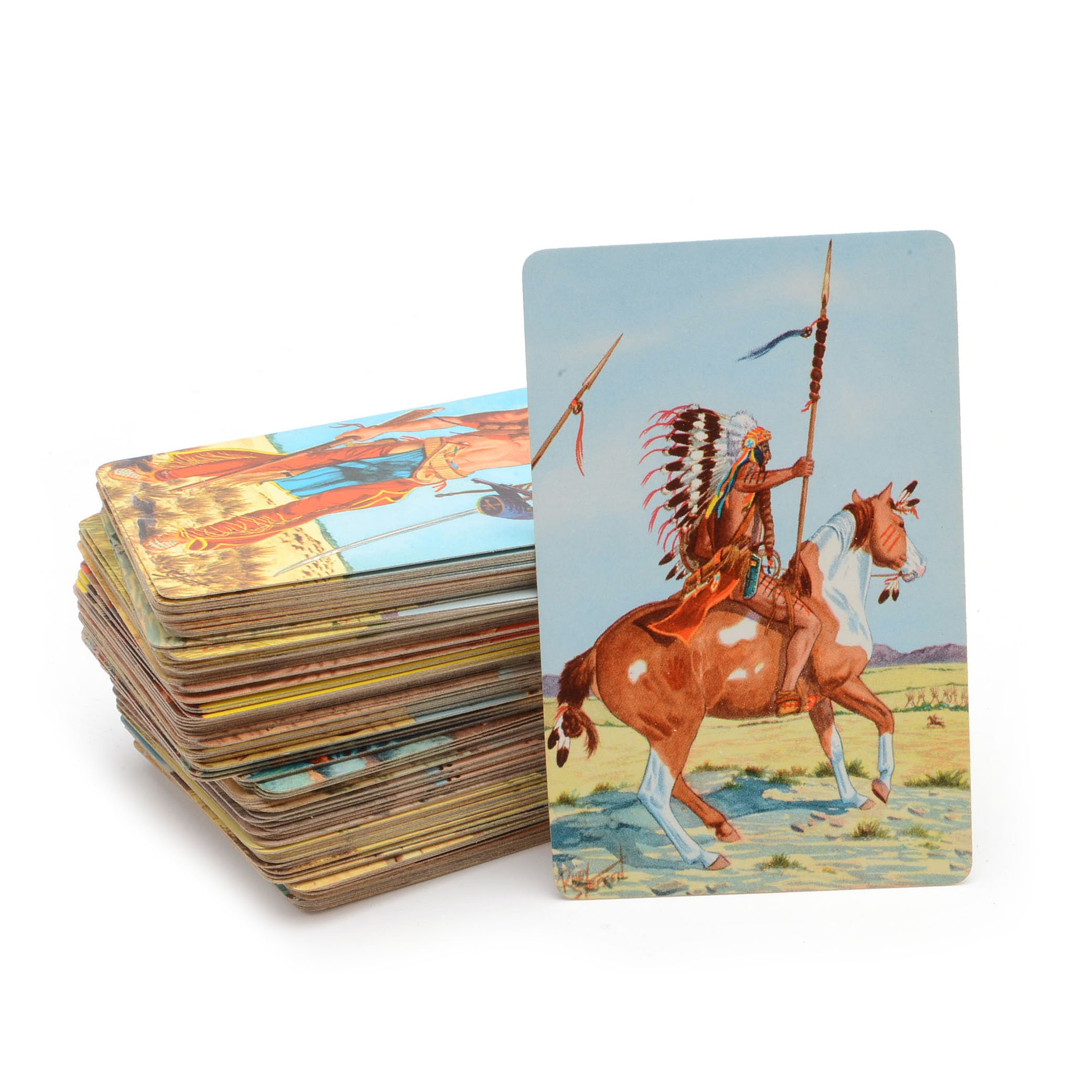Collection of Vintage Armour Franks Cards