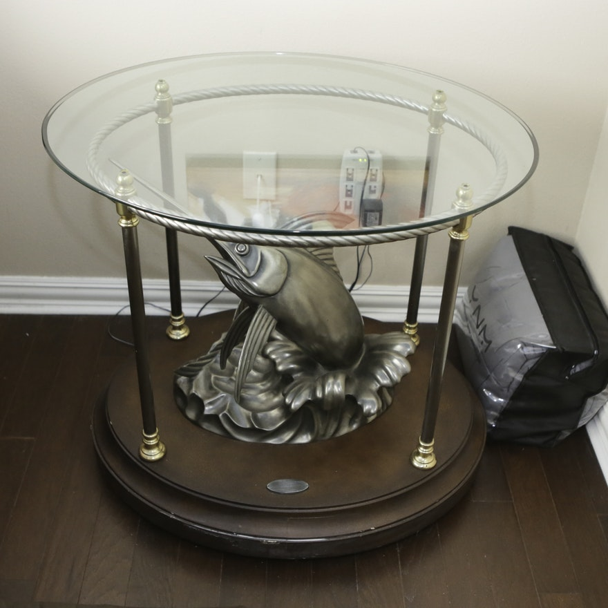 Marlin Sculpture Table Quot Ernest Hemingway Collection Quot By