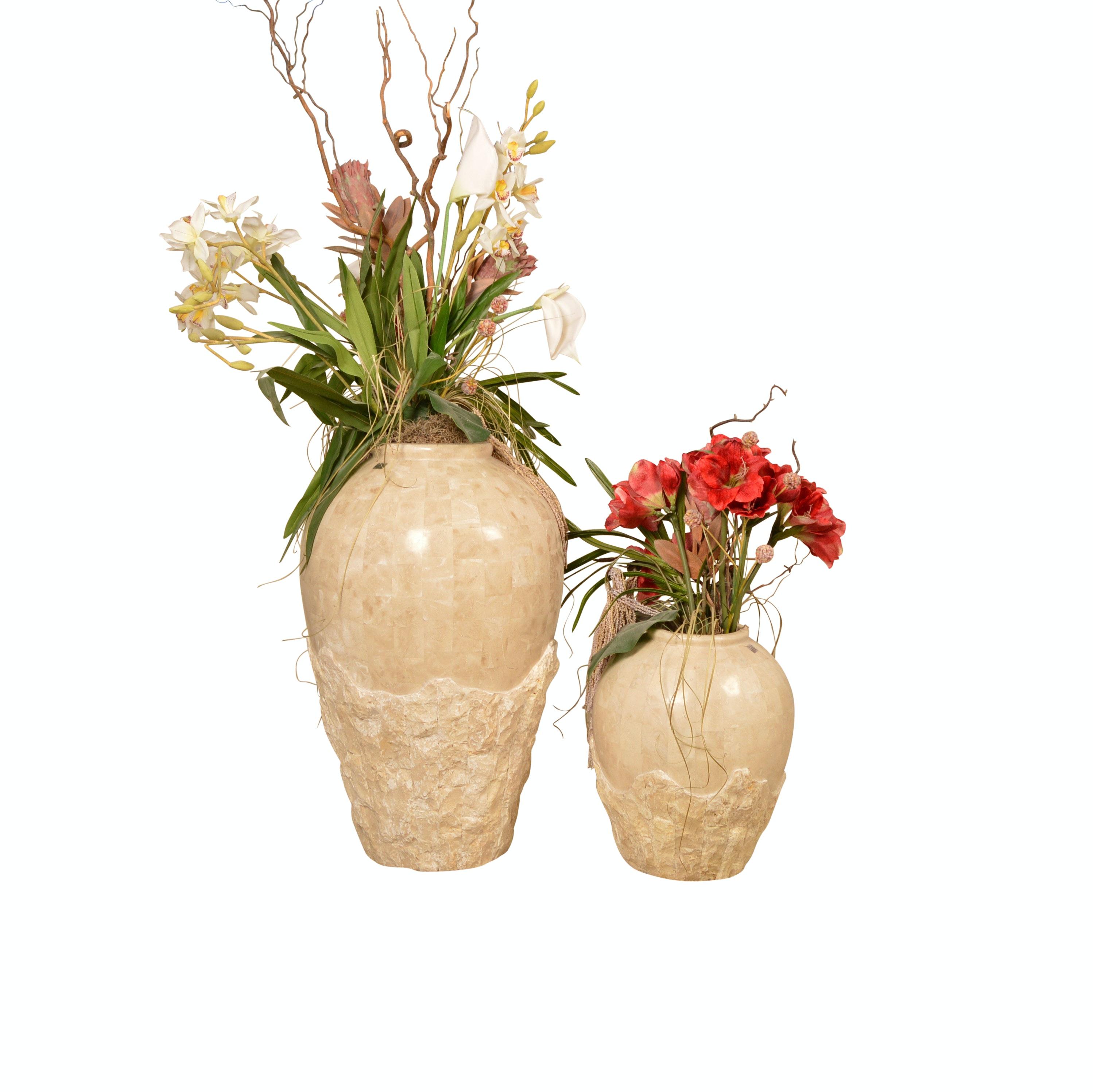 Decorative Ceramic Flower Vases