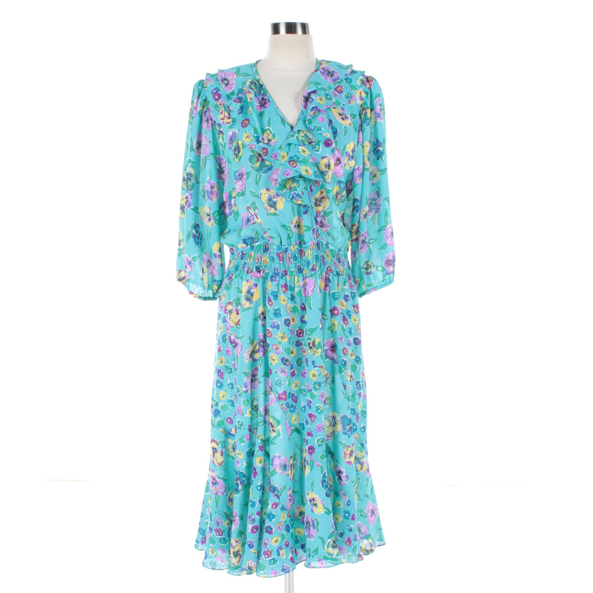 Women's Susan Frai Floral Dress