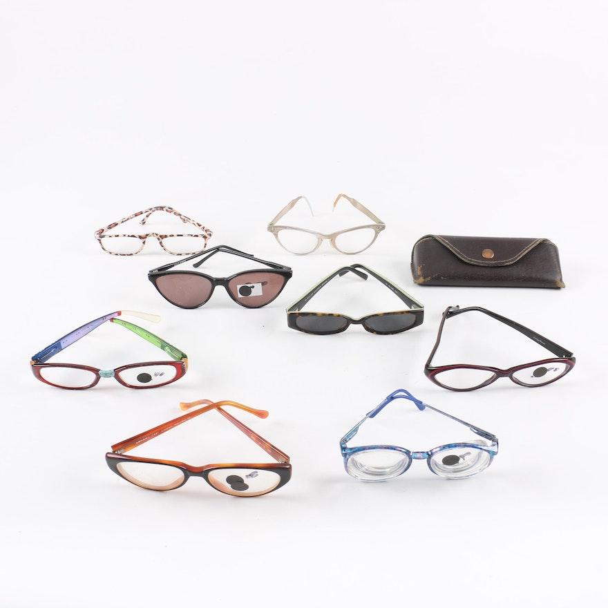 301e1270367 Eyeglasses Including Art-Craft and Ralph Lauren   EBTH