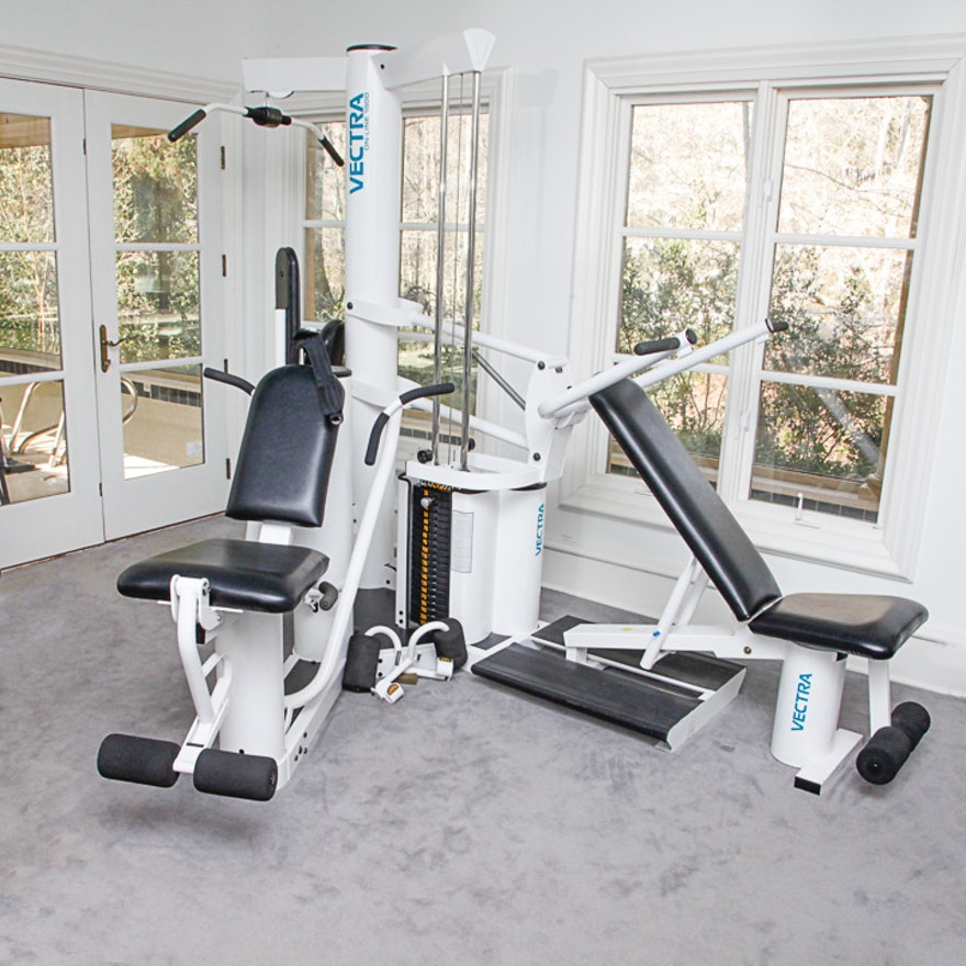 Vectra on line home gym equipment ebth