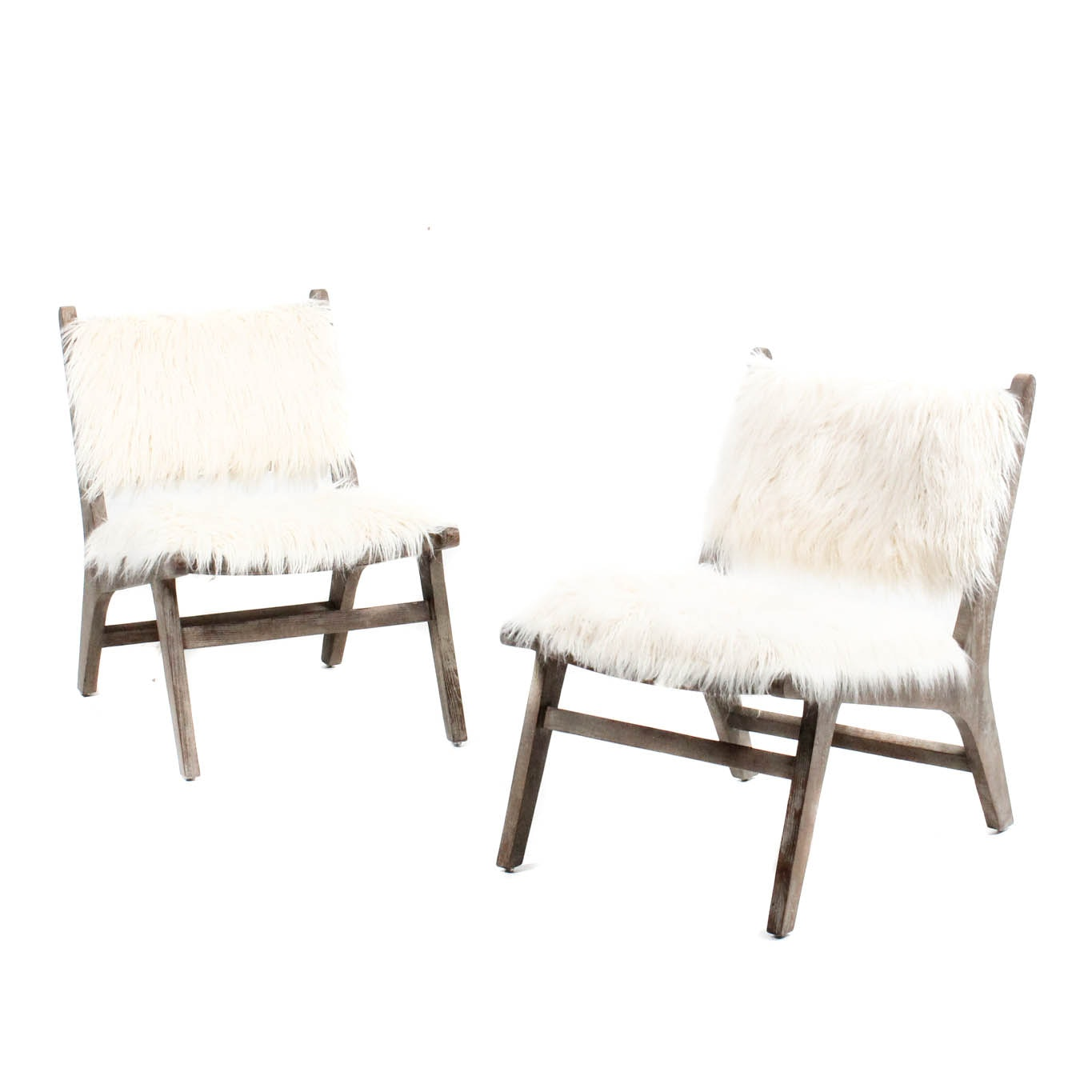 Faux Fur Chairs By World Market