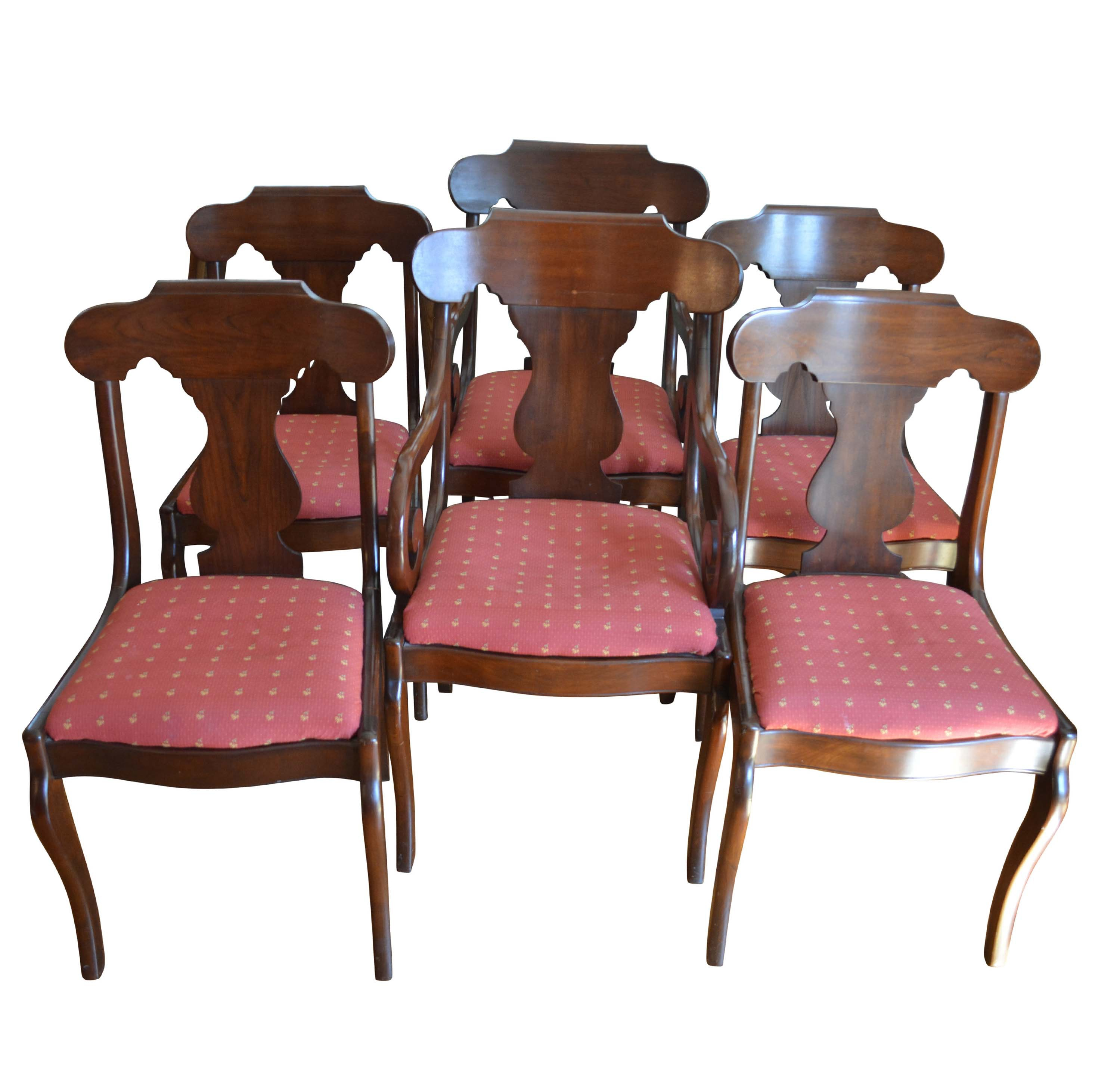 Vintage Pennsylvania House Regency Style Dining Chairs