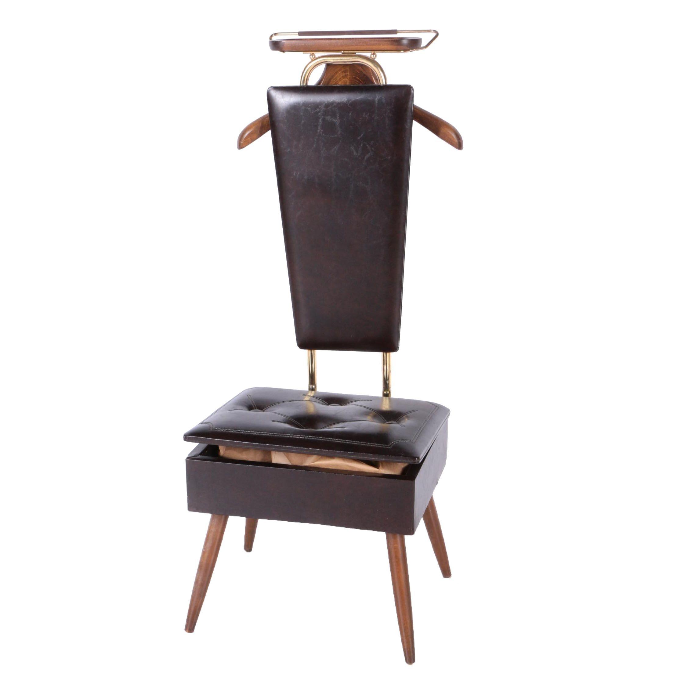 Mid Century Modern Valet Chair by Nova