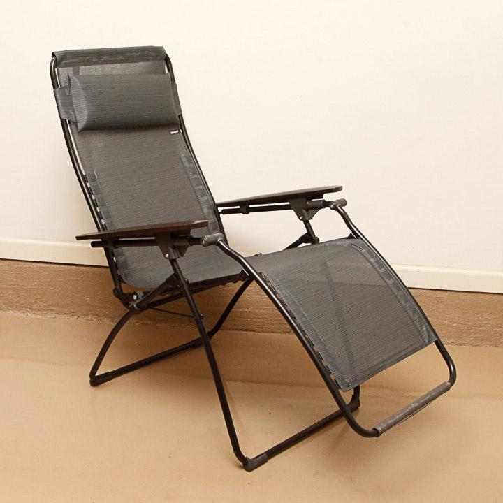Lafuma Futura Folding Recliner Chair