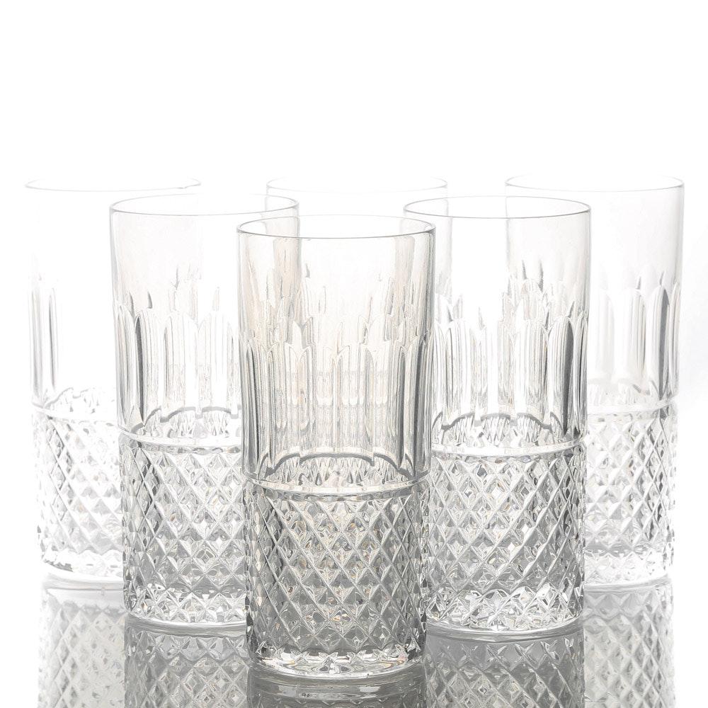 Crystal Highball Glasses
