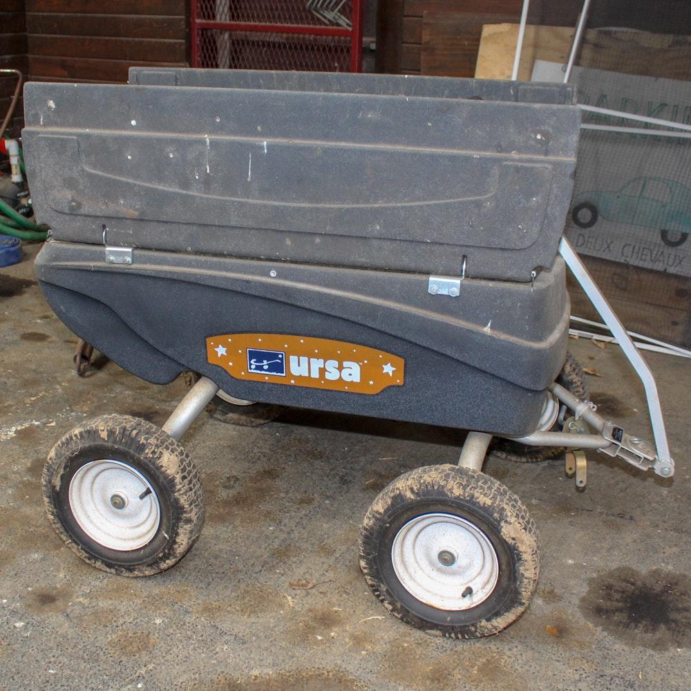 URSA Turf Wagon