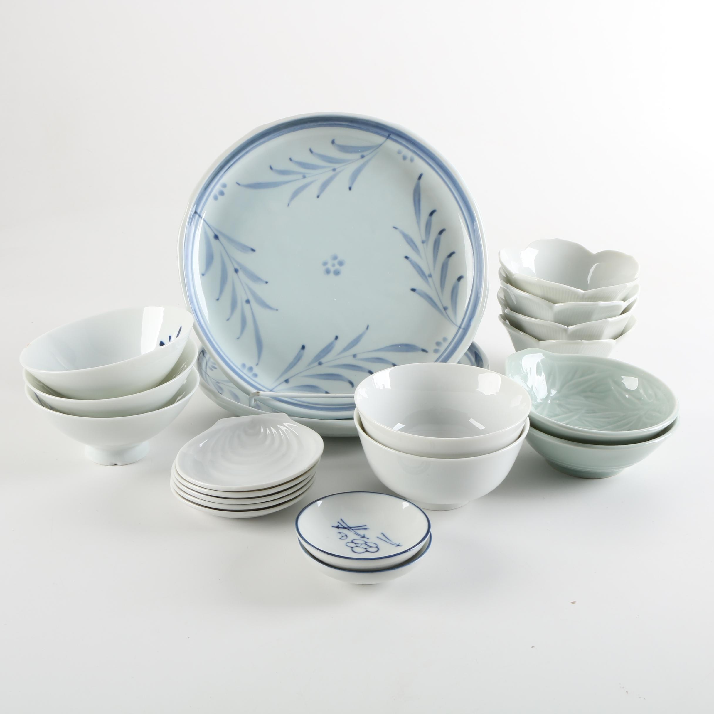 Contemporary Asian Tableware & Vintage Tableware Auction | Antique Tableware Auctions : EBTH