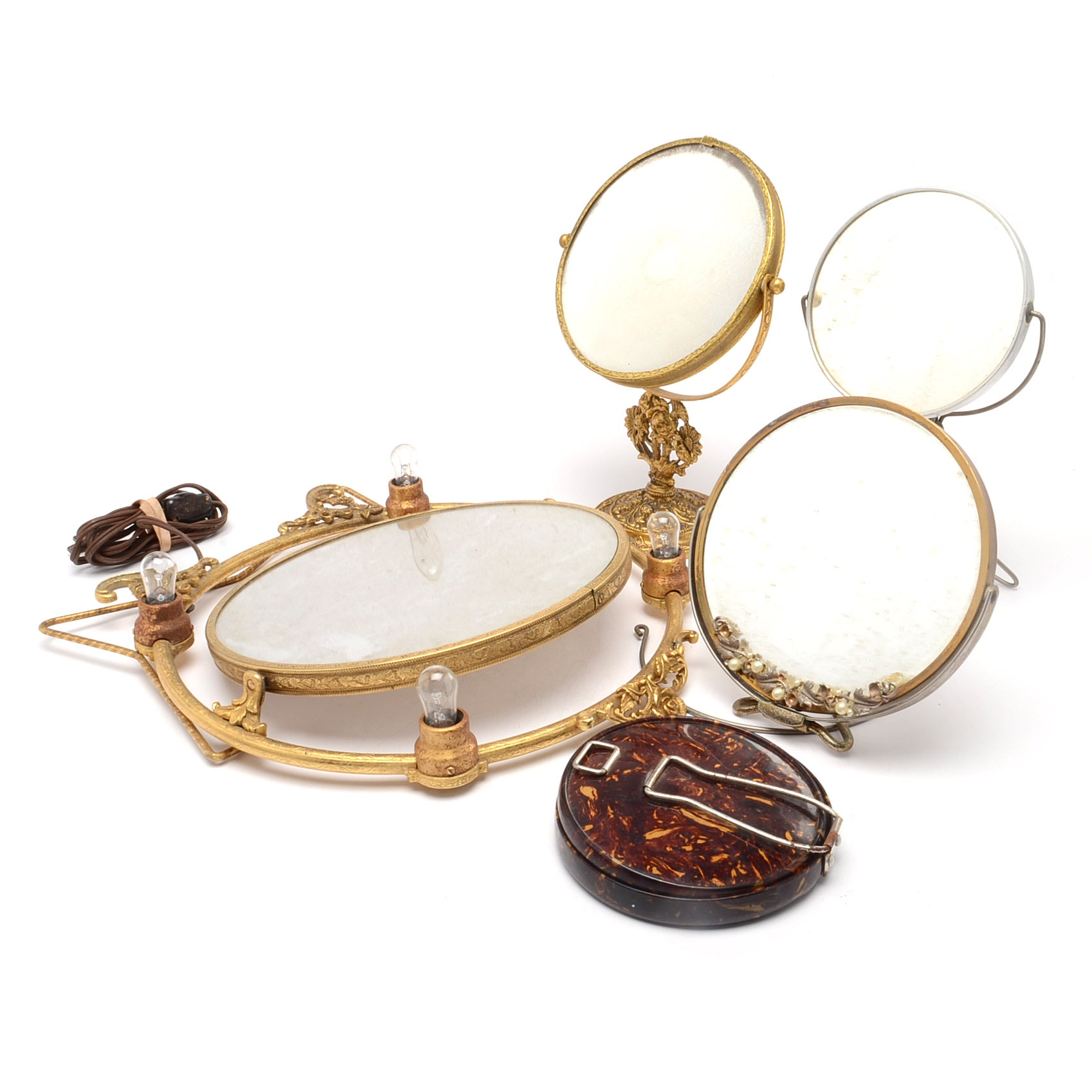 Collection of Vanity Mirrors