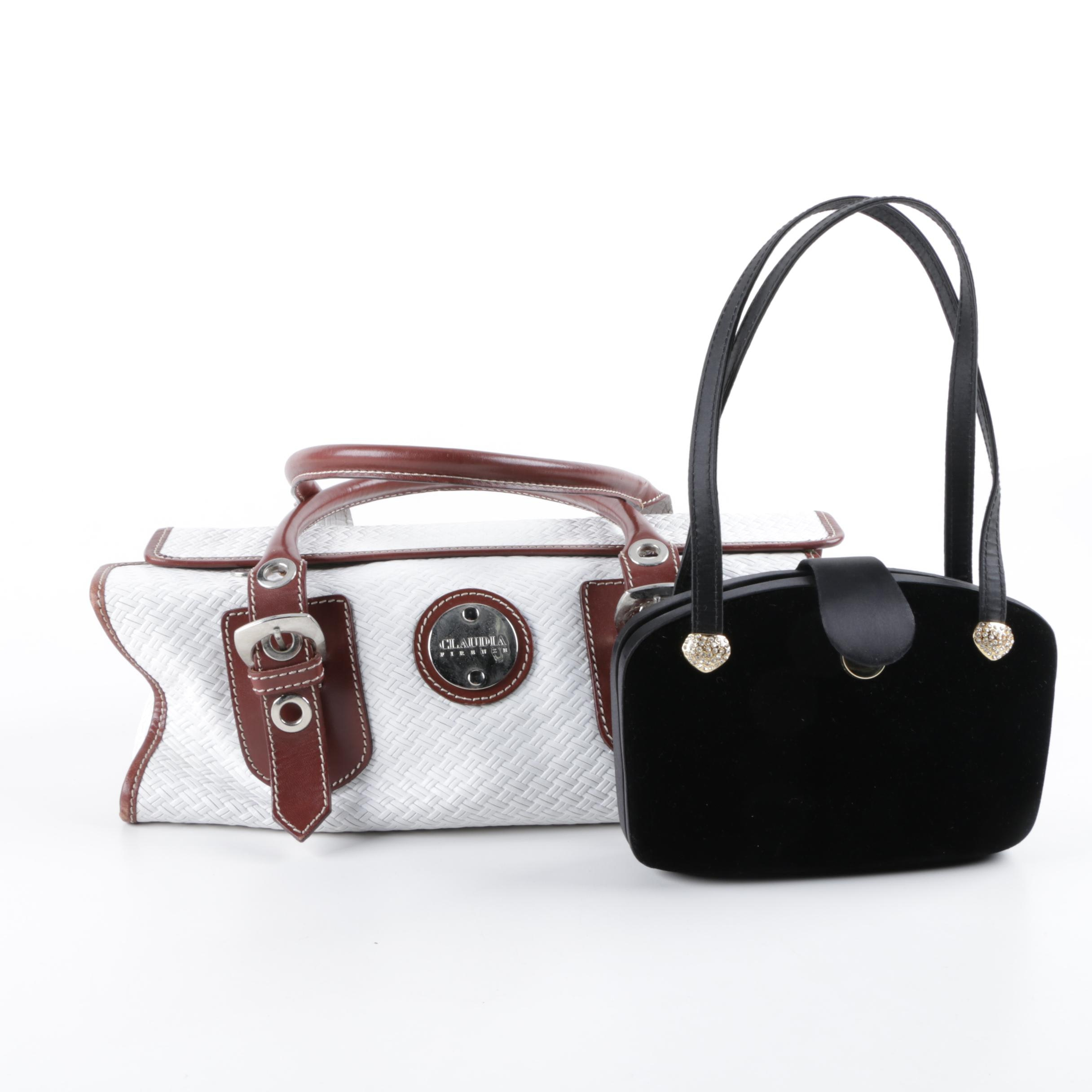 Top Handle Bags Including Claudia Firenze
