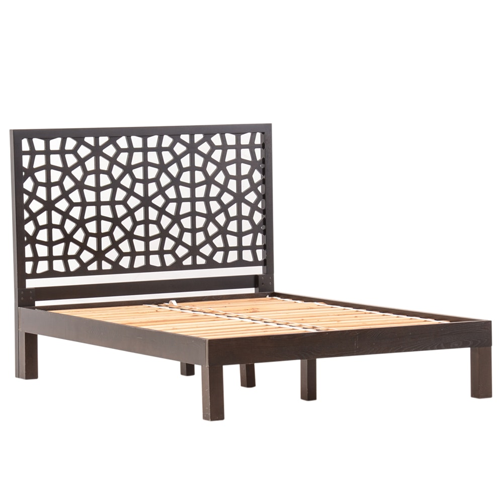 Moroccan Style Queen Bed Frame