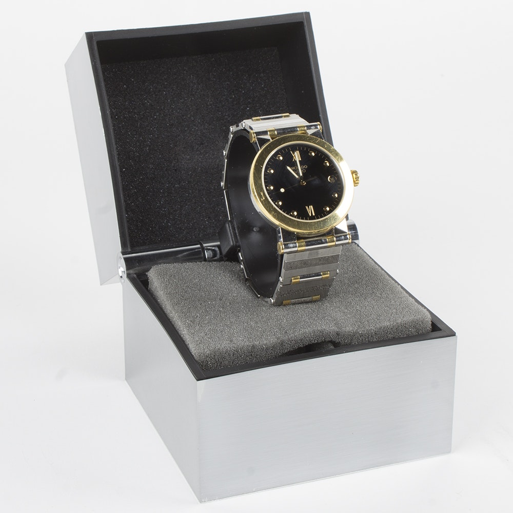 Movado Visio Wristwatch