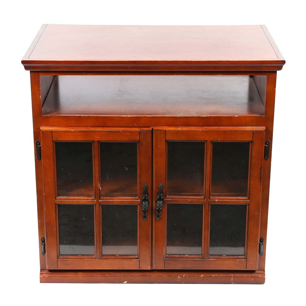 Perfect Riley Holiday Furniture Media Cabinet ...