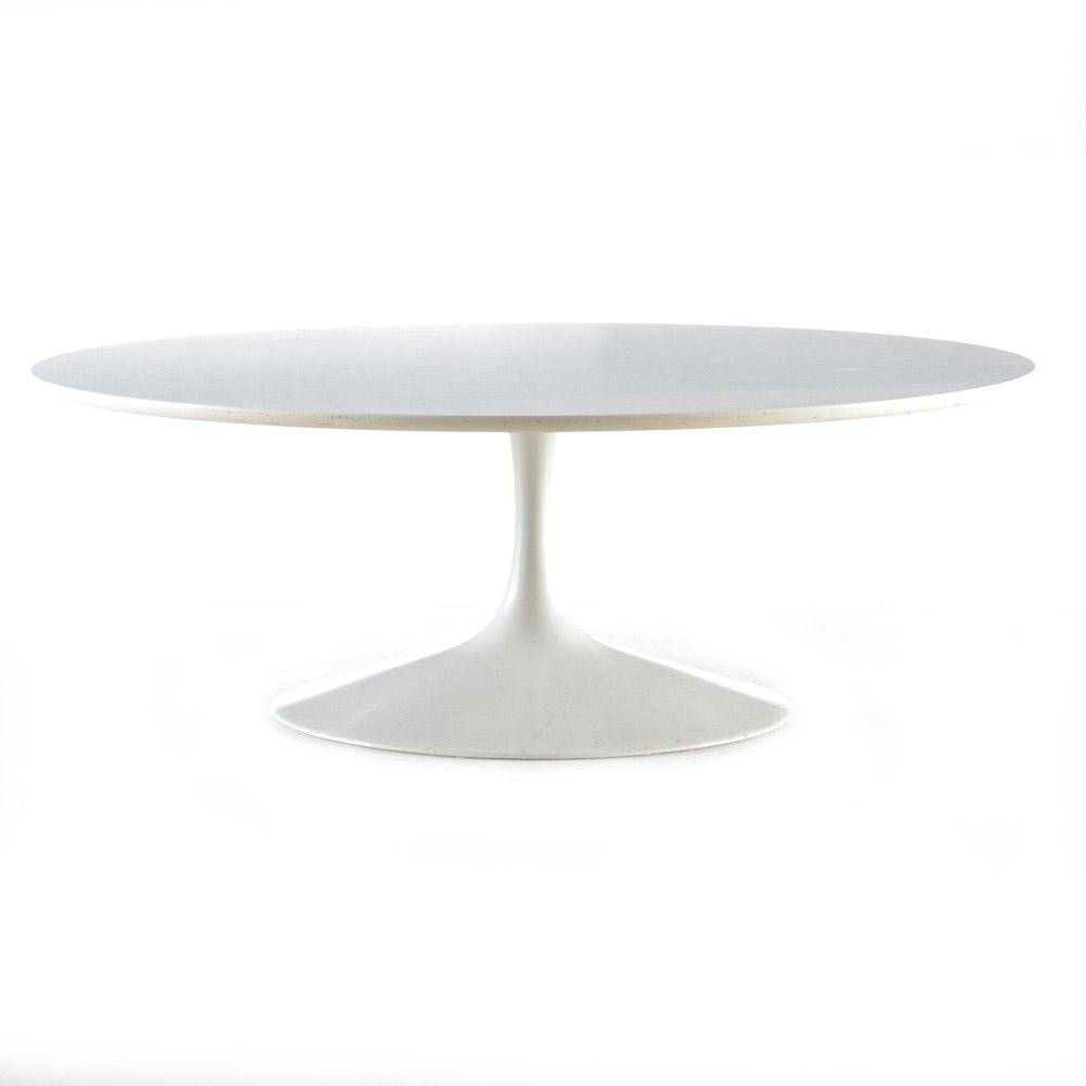 Vintage Mid Century Modern Tulip Table