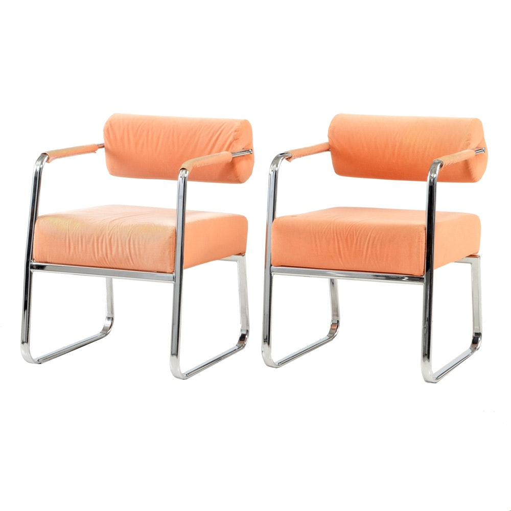 """Vintage """"Sombra 404"""" Chairs"""