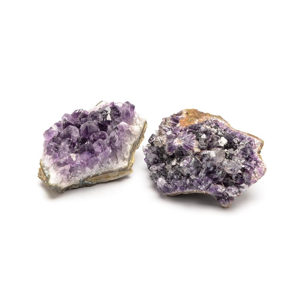 Amethyst Mineral Specimens