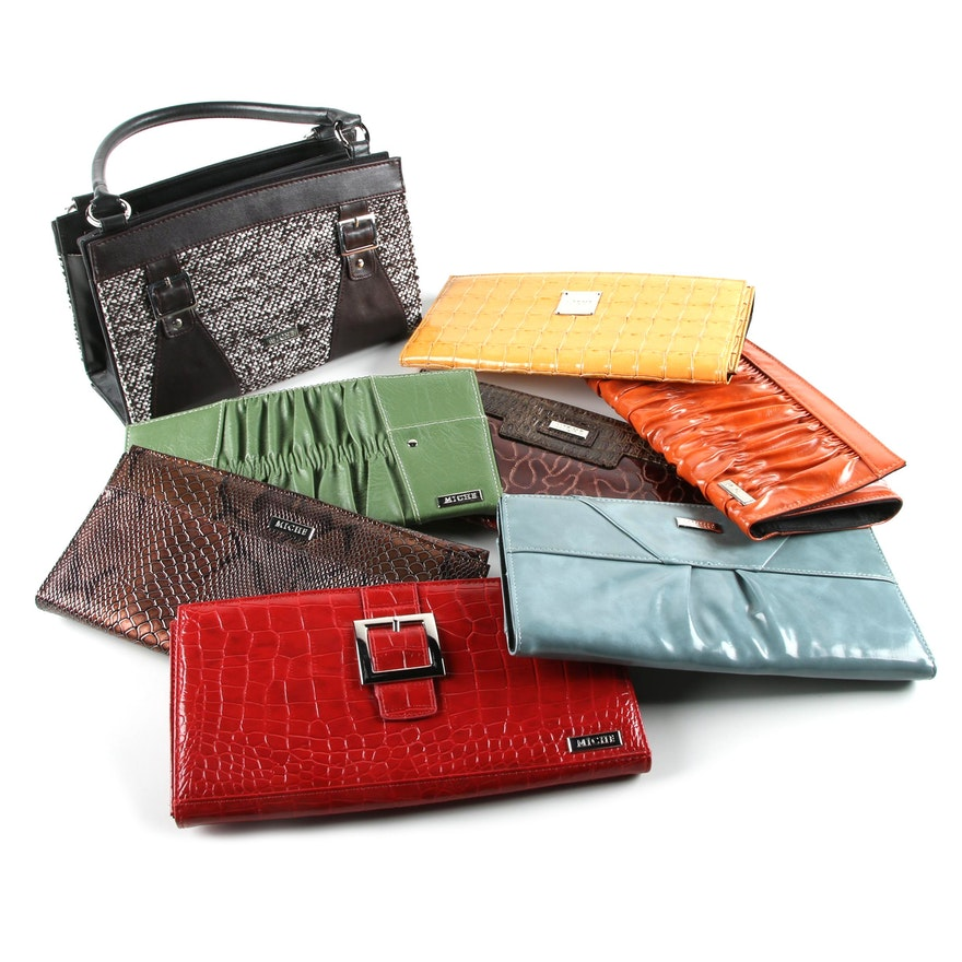 Miche Dani Convertible Handbag With Changeable Covers
