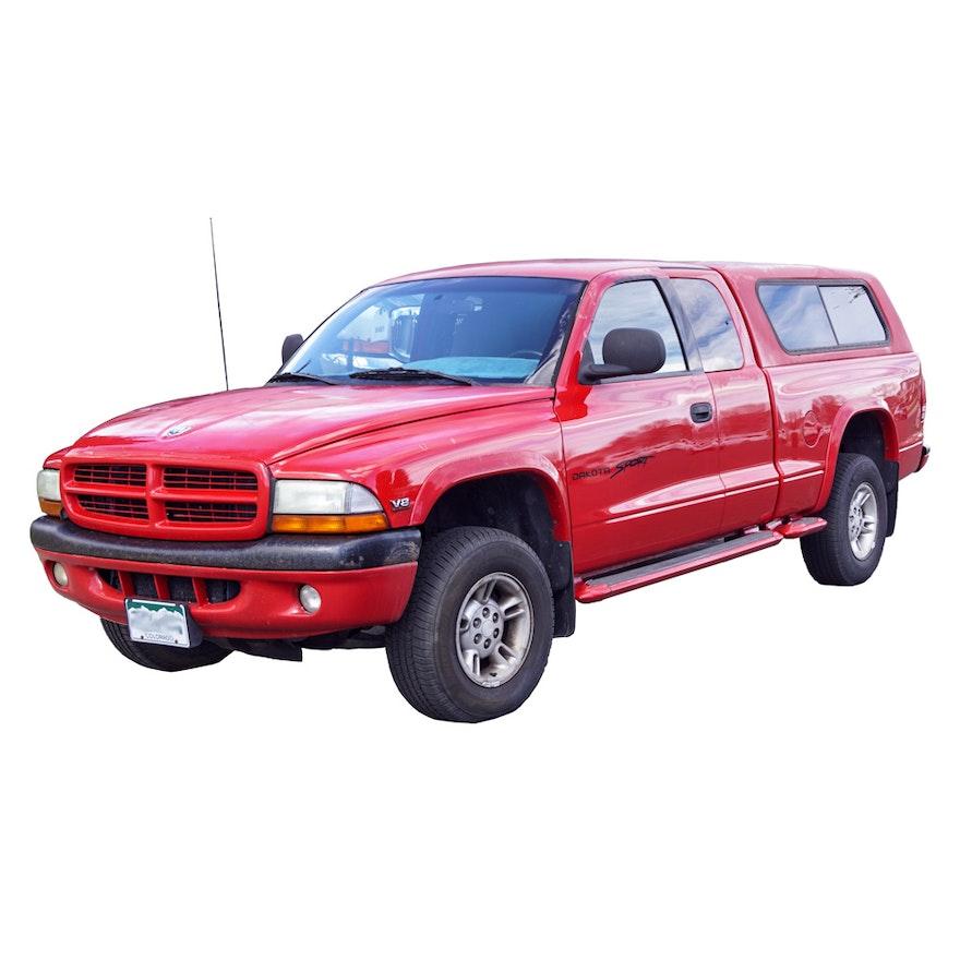 1997 Dodge Dakota Sport Truck : EBTH