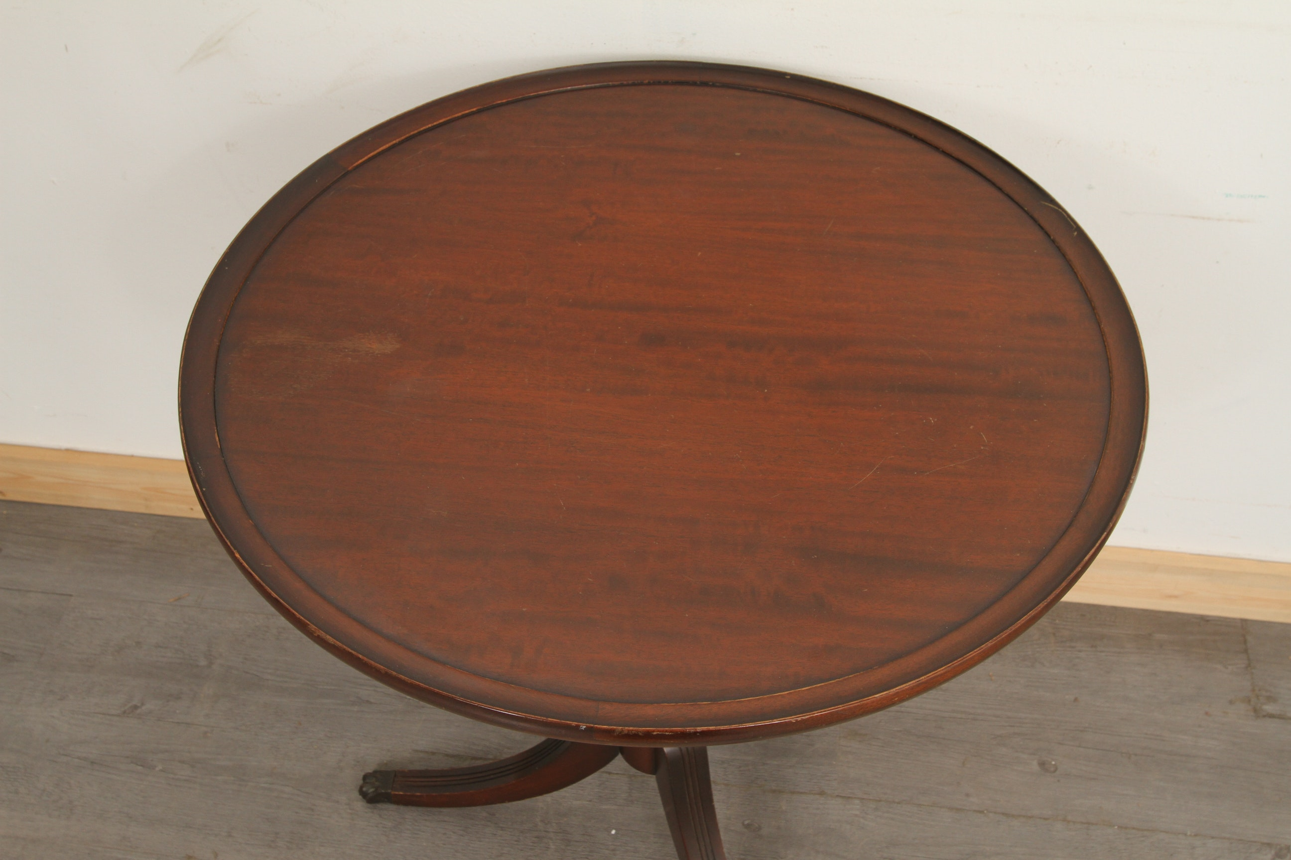 Mahogany Side Table by Imperial