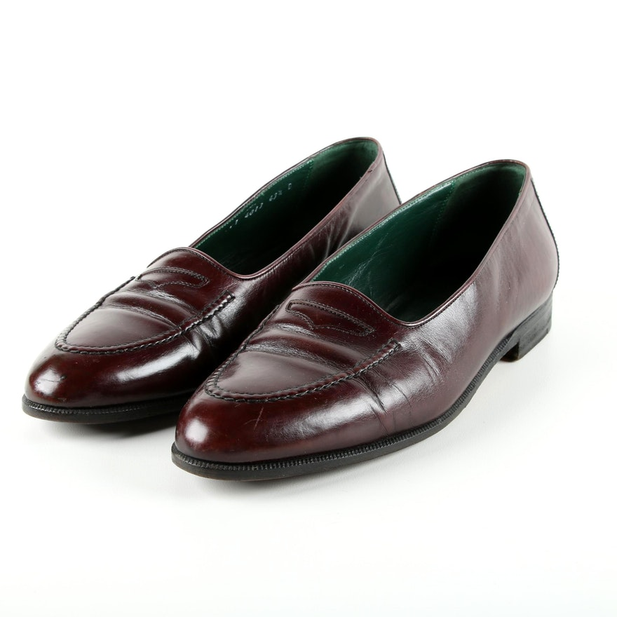 6b362f0d9 Men's Vintage Gucci Loafers : EBTH