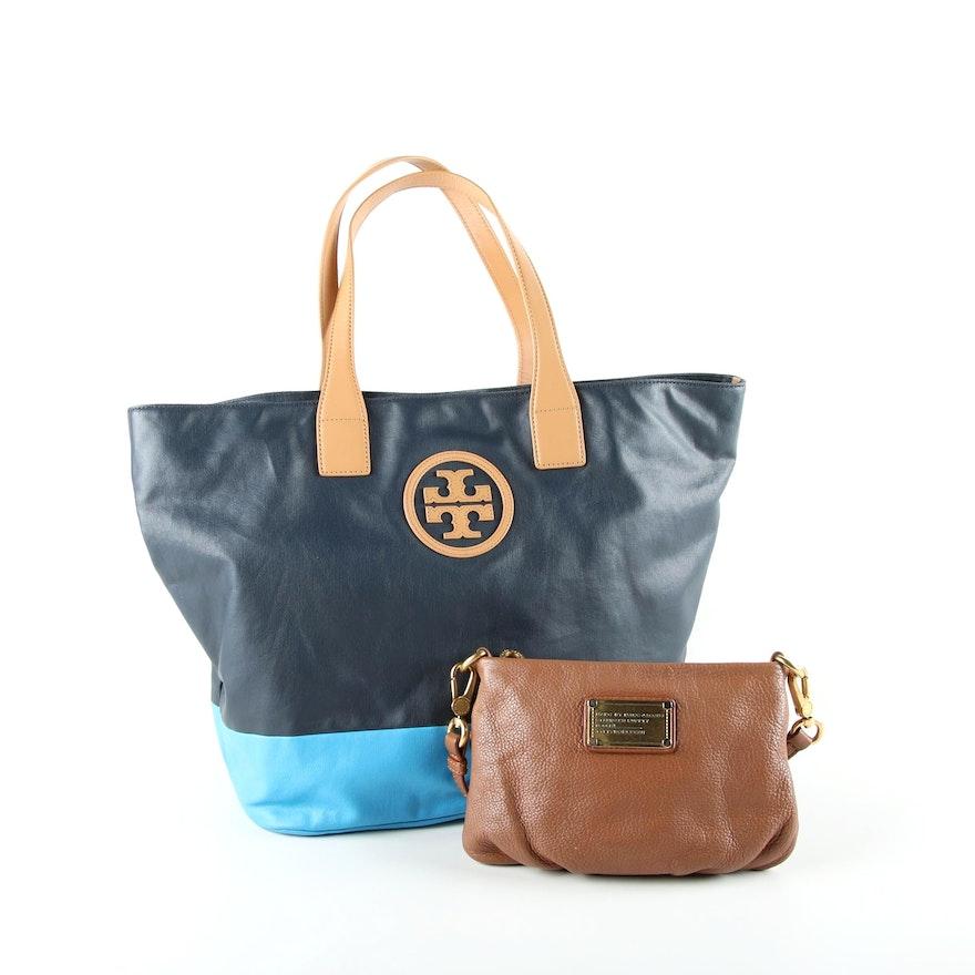 49cdb194238e Marc by Marc Jacobs and Tory Burch Handbags   EBTH