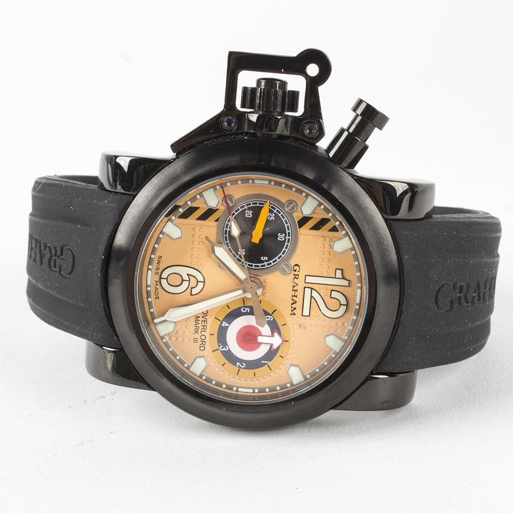 Graham Overlord Mark III Wristwatch