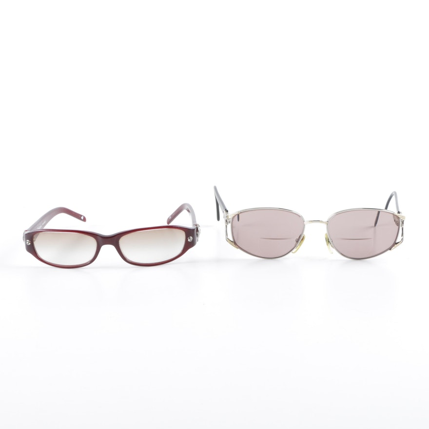 03d2cde4ee Brighton Penelope Heart Sunglasses and Cadore Moda Prescription Sunglasses    EBTH