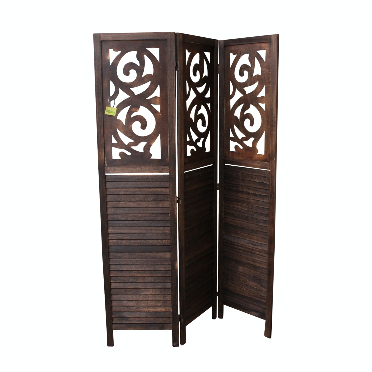 Wooden Room Divider Screen By Milton ...