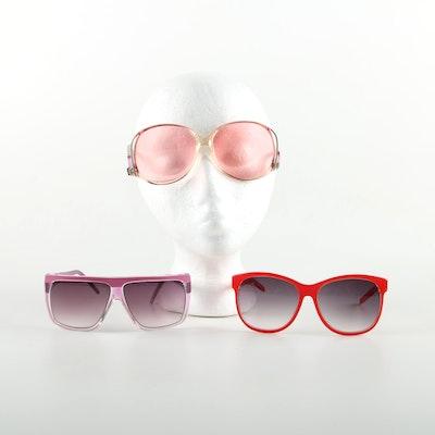 0b4701db2fd1 Vintage Designer Eyewear | Designer Eyewear Auction in Art ...