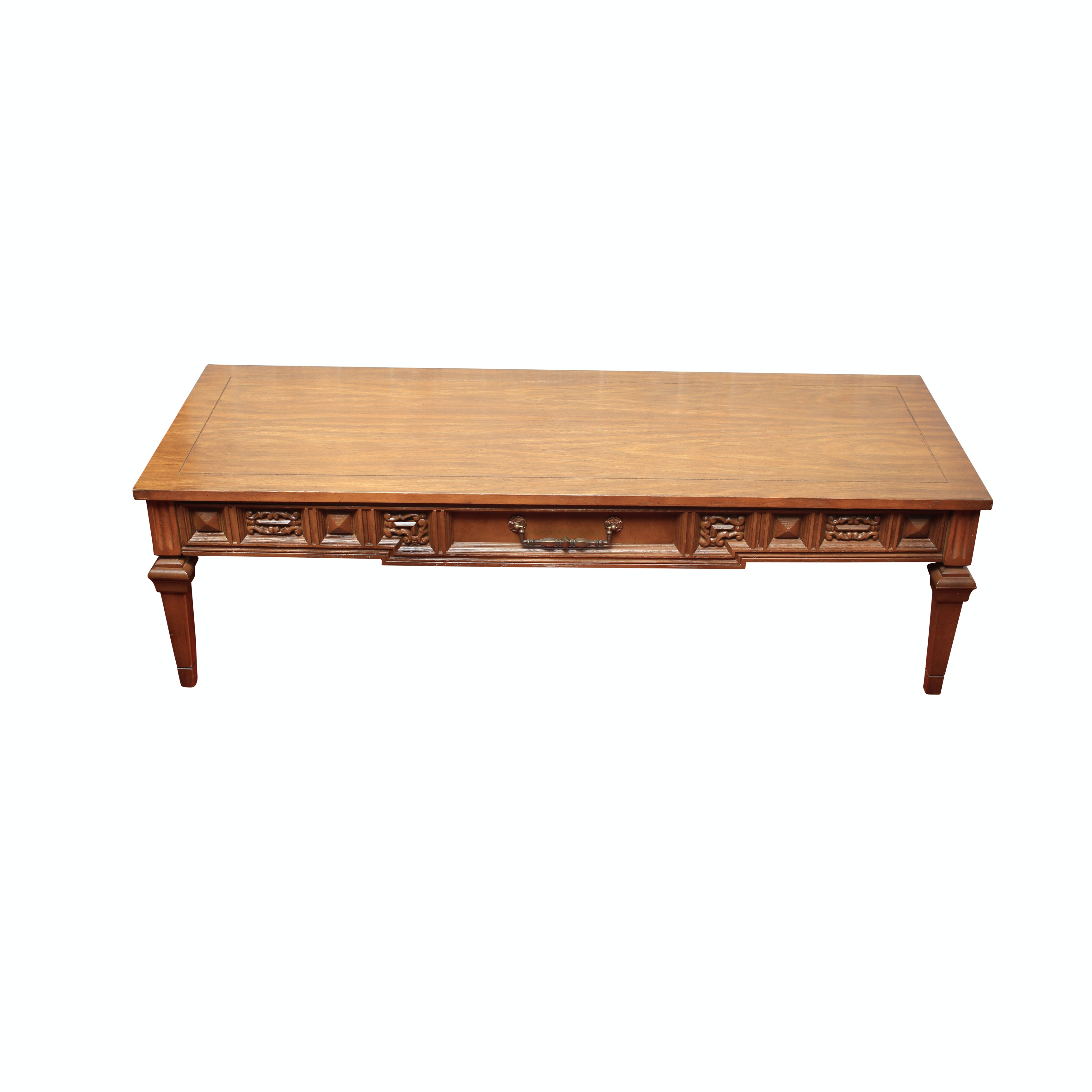 Charmant Vintage Mediterranean Style Coffee Table ...