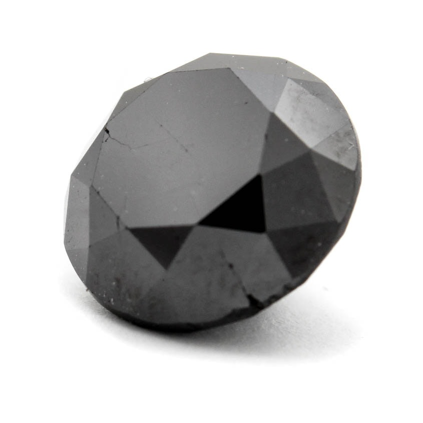 2.05 Carat Loose Black Diamond