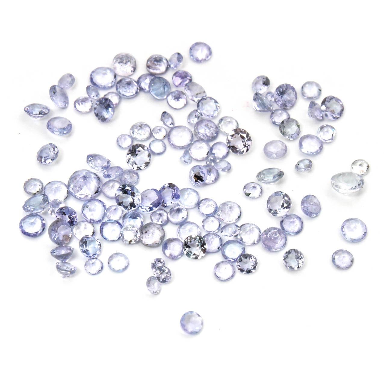 Loose Amethyst Gemstones