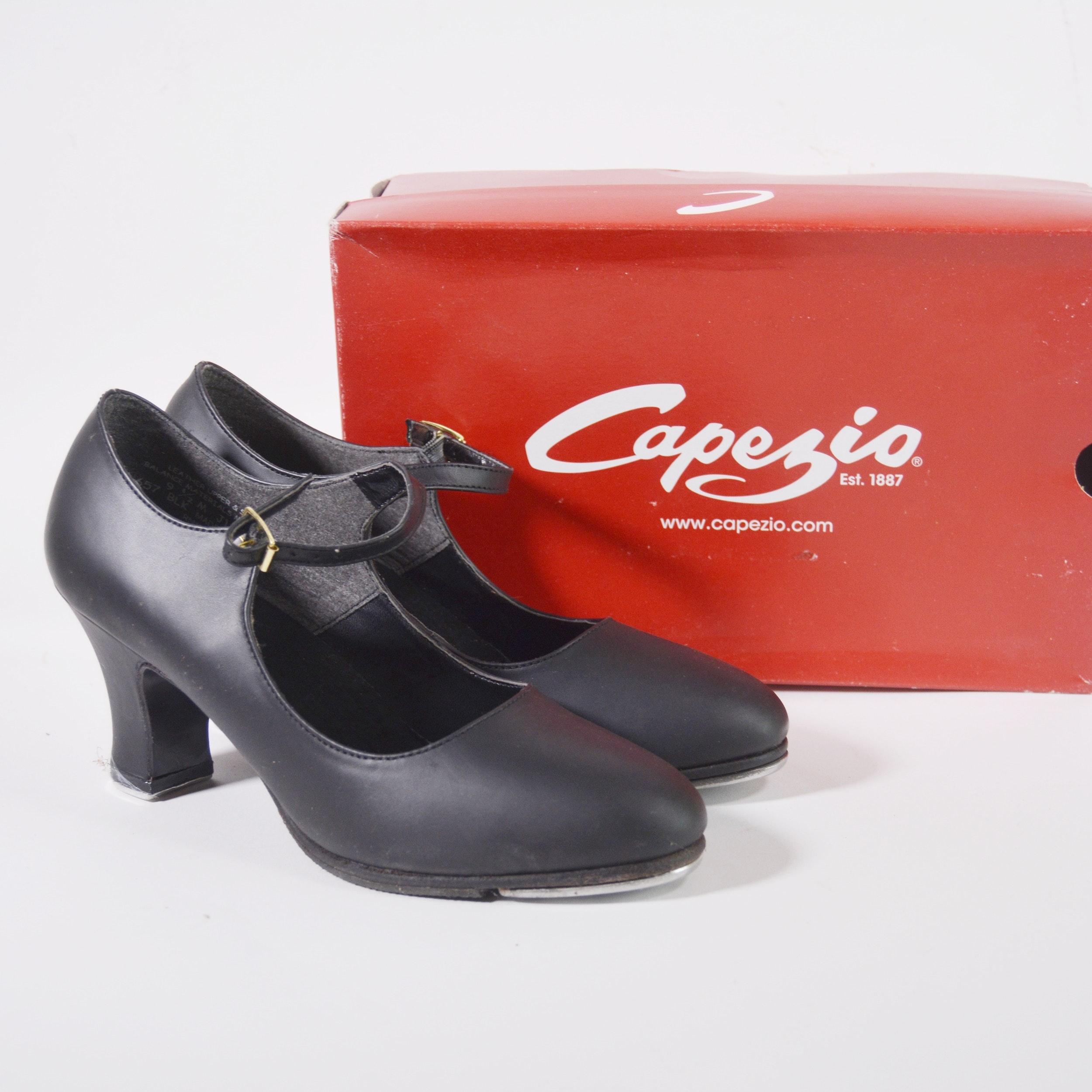 Capezio Tele Tone Tap Shoes