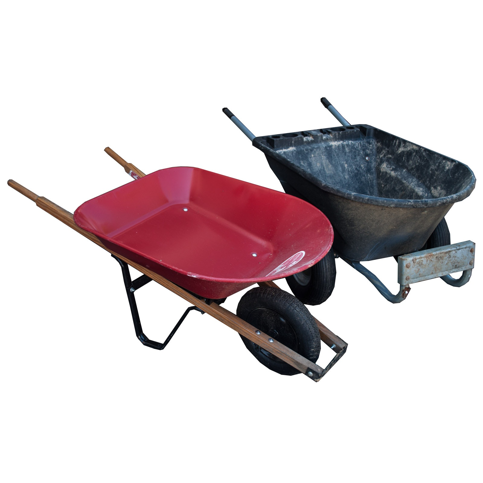 Pair of Wheelbarrows