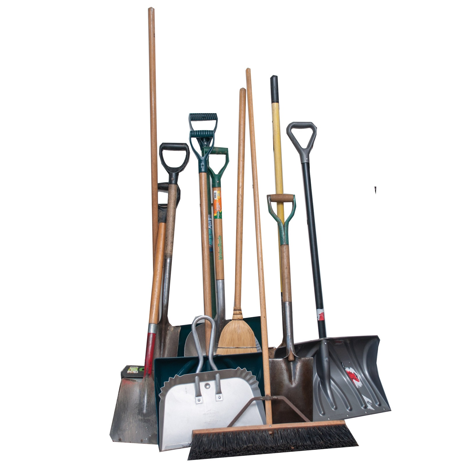 Assortment of Yard Tools