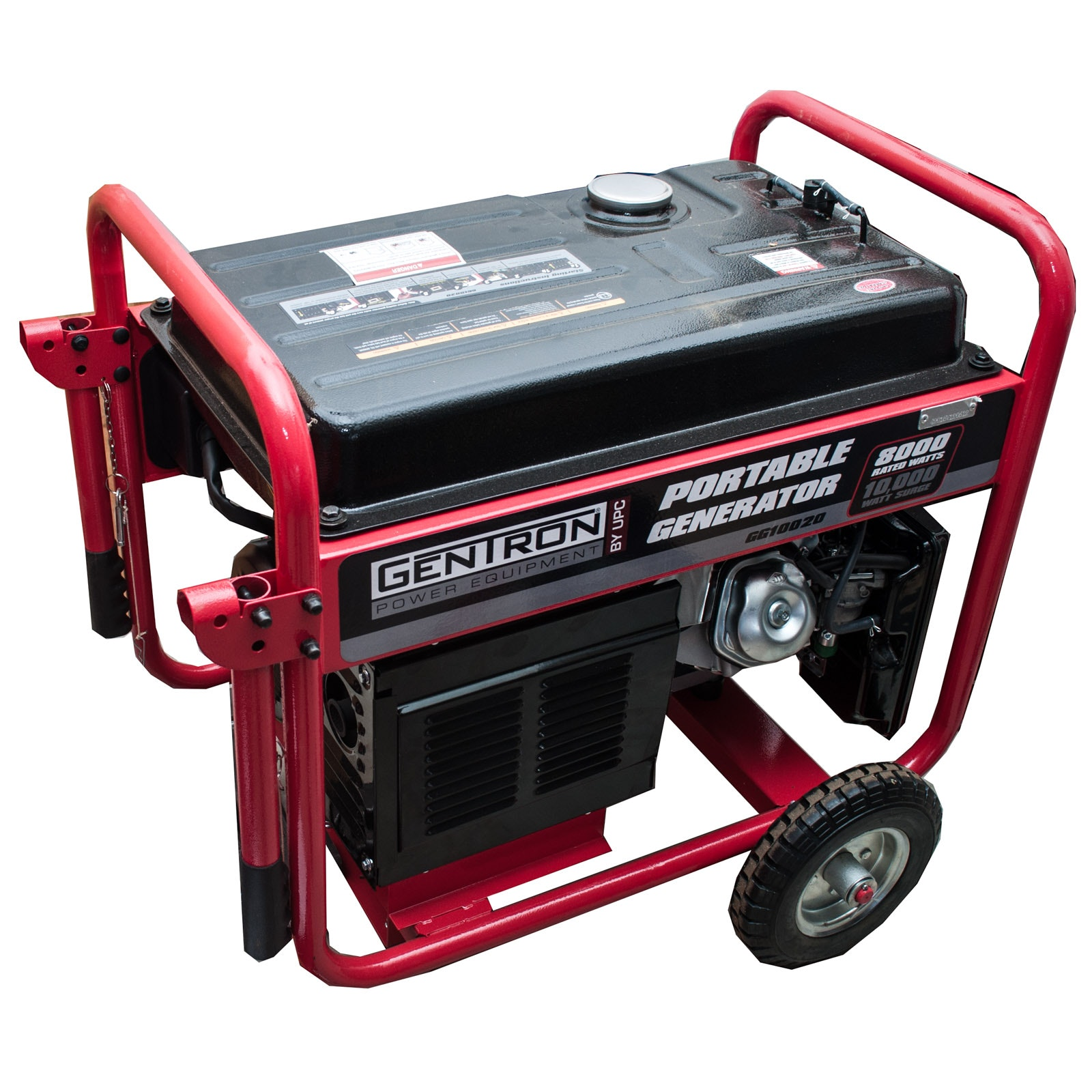 GenTron 10,000 Watt Portable Gasoline Generator